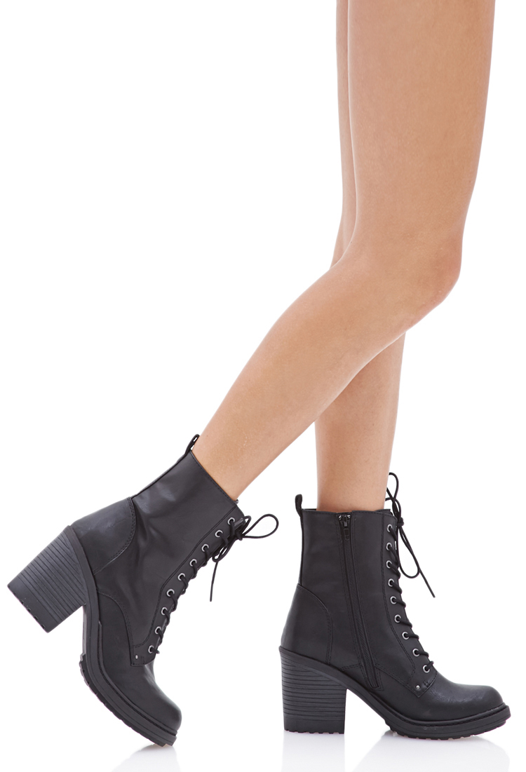 Fashion style Shoes 21 Forever boots for girls