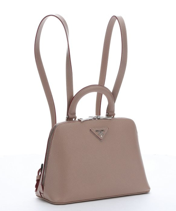 how much does a prada wallet cost - Prada Pale Pink Saffiano Leather Mini Backpack in Pink | Lyst
