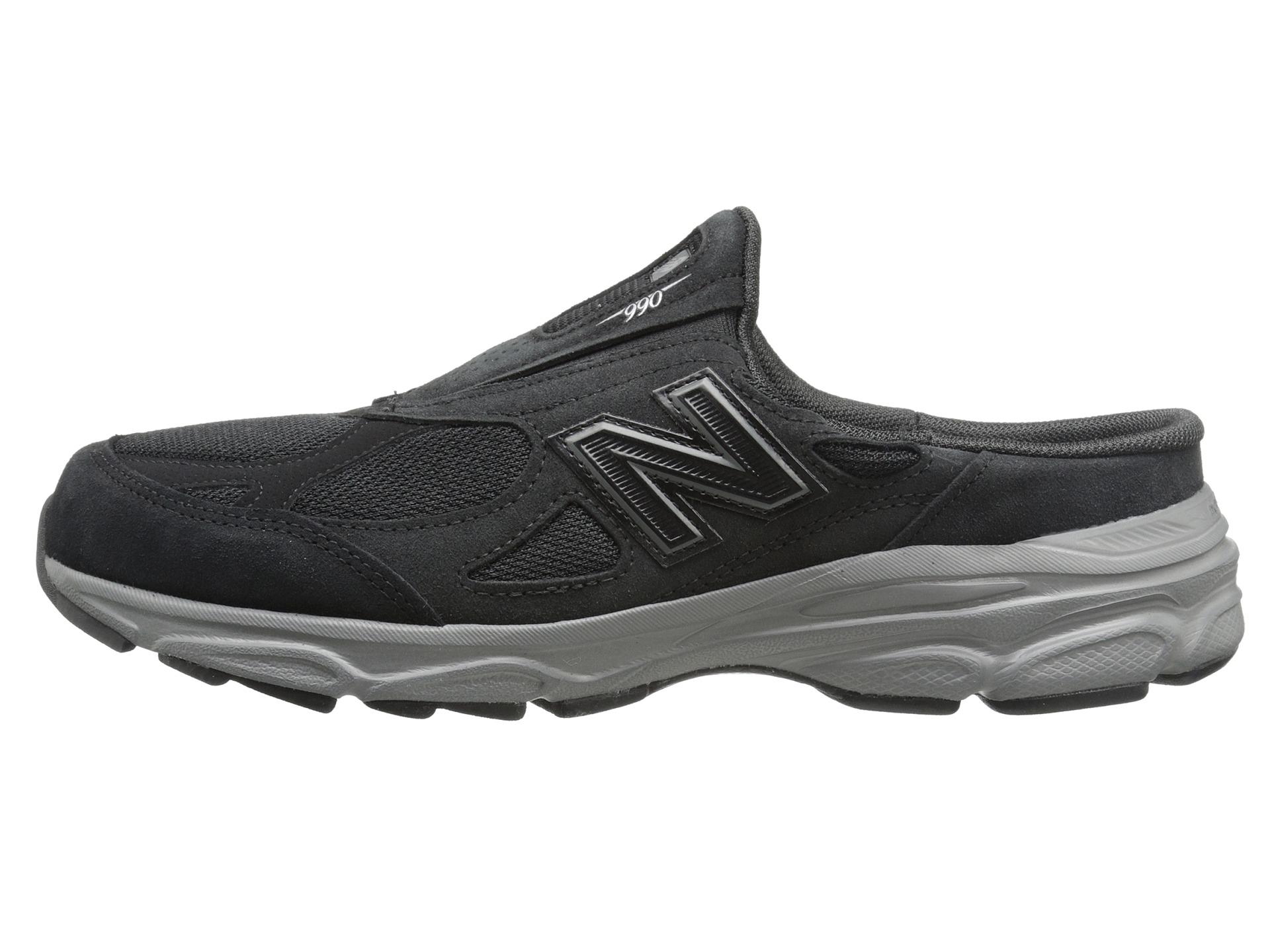 Lyst New Balance M990v3 Slip On In Black