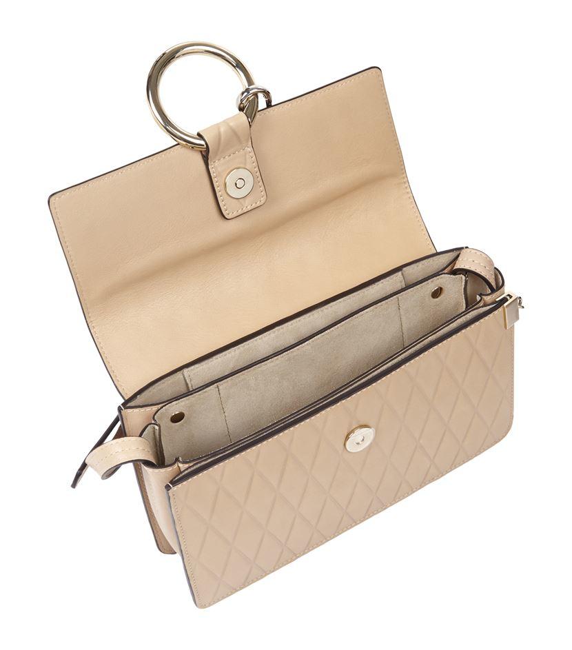 celine bag original - chloe faye embellished suede and leather shoulder bag, see by ...