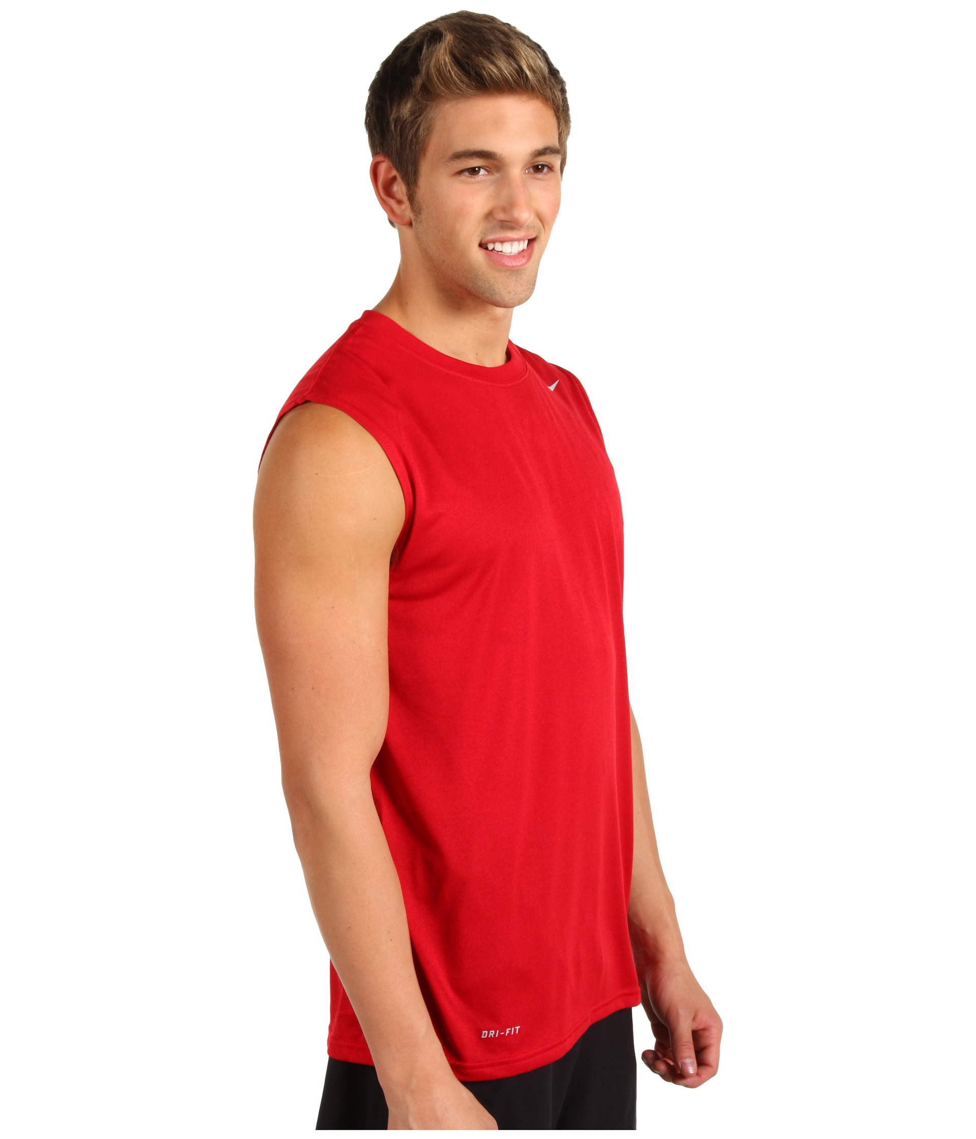 26e976d6 Nike Mens Legend Poly Sleeveless T Shirt - DREAMWORKS