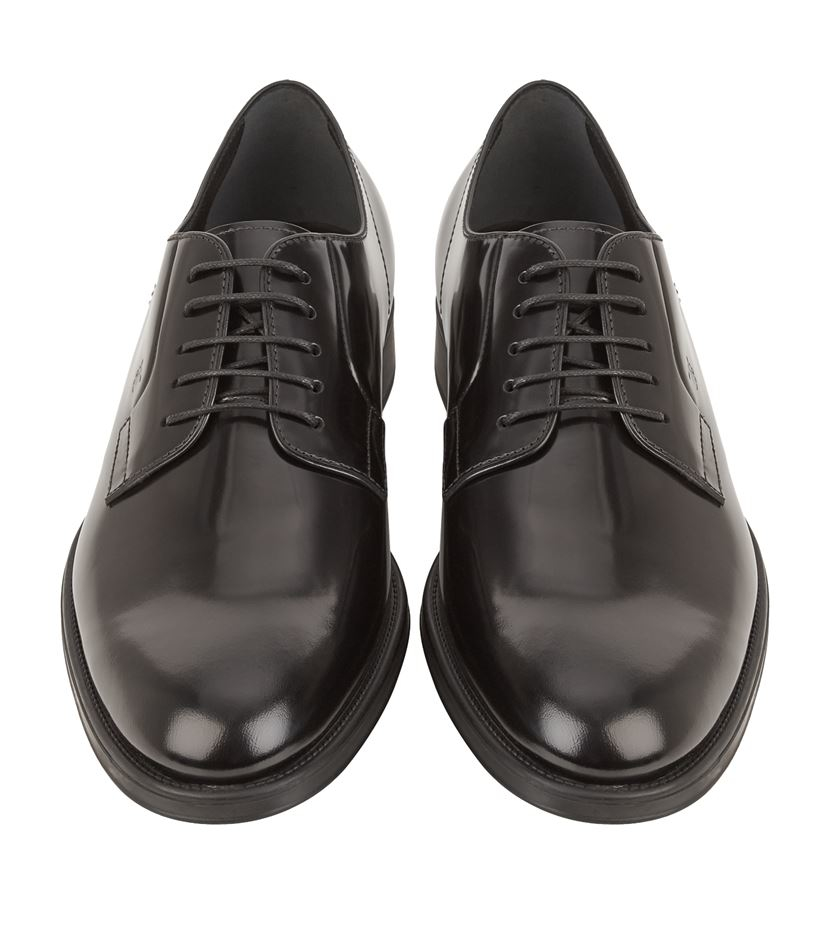 Original Sale Online Leather Derby shoes Tod's Outlet For Cheap Cheap Free Shipping IAudm