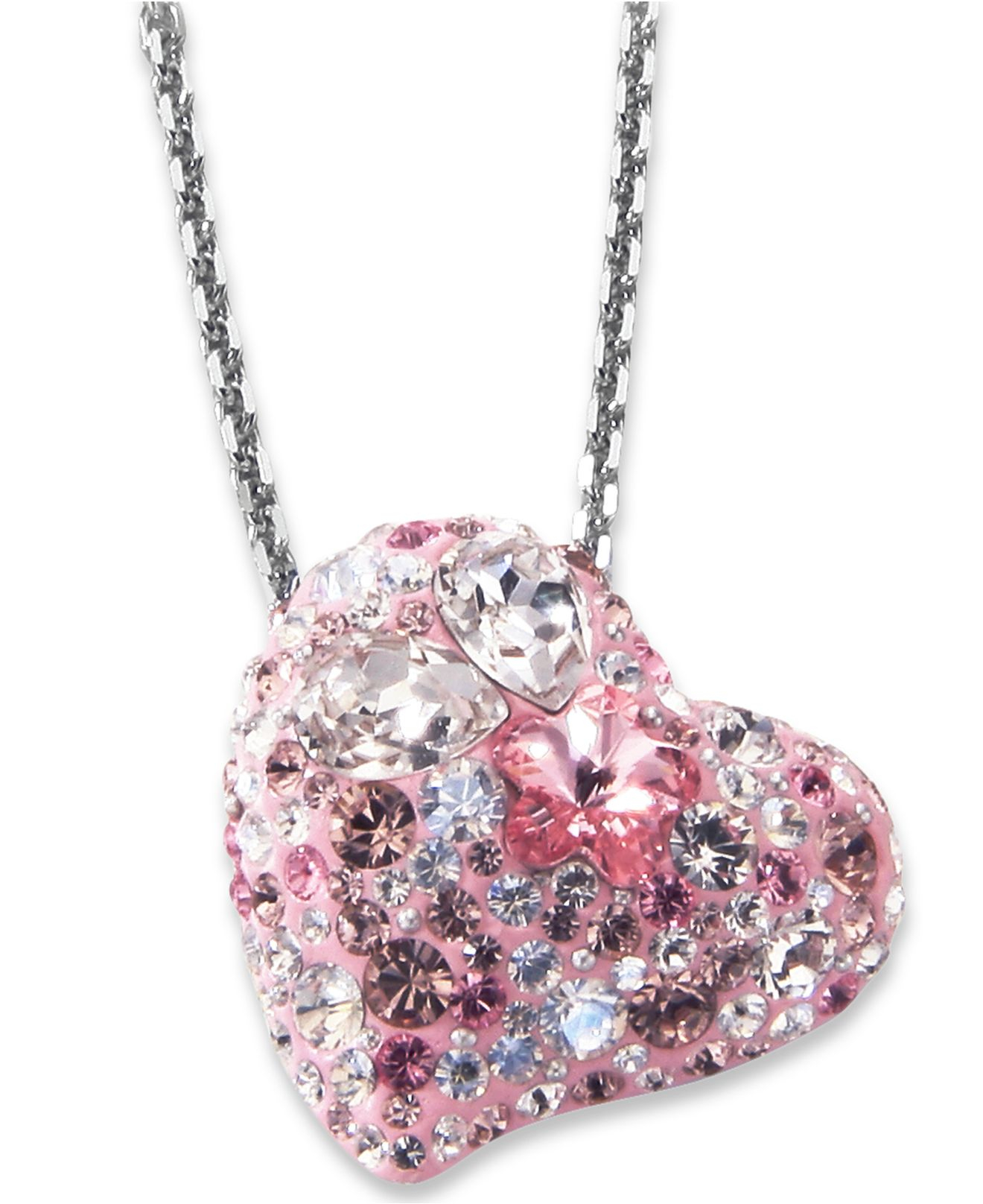 a66d9fde8 Gallery. Previously sold at: Macy's · Women's Swarovski Crystal Necklace