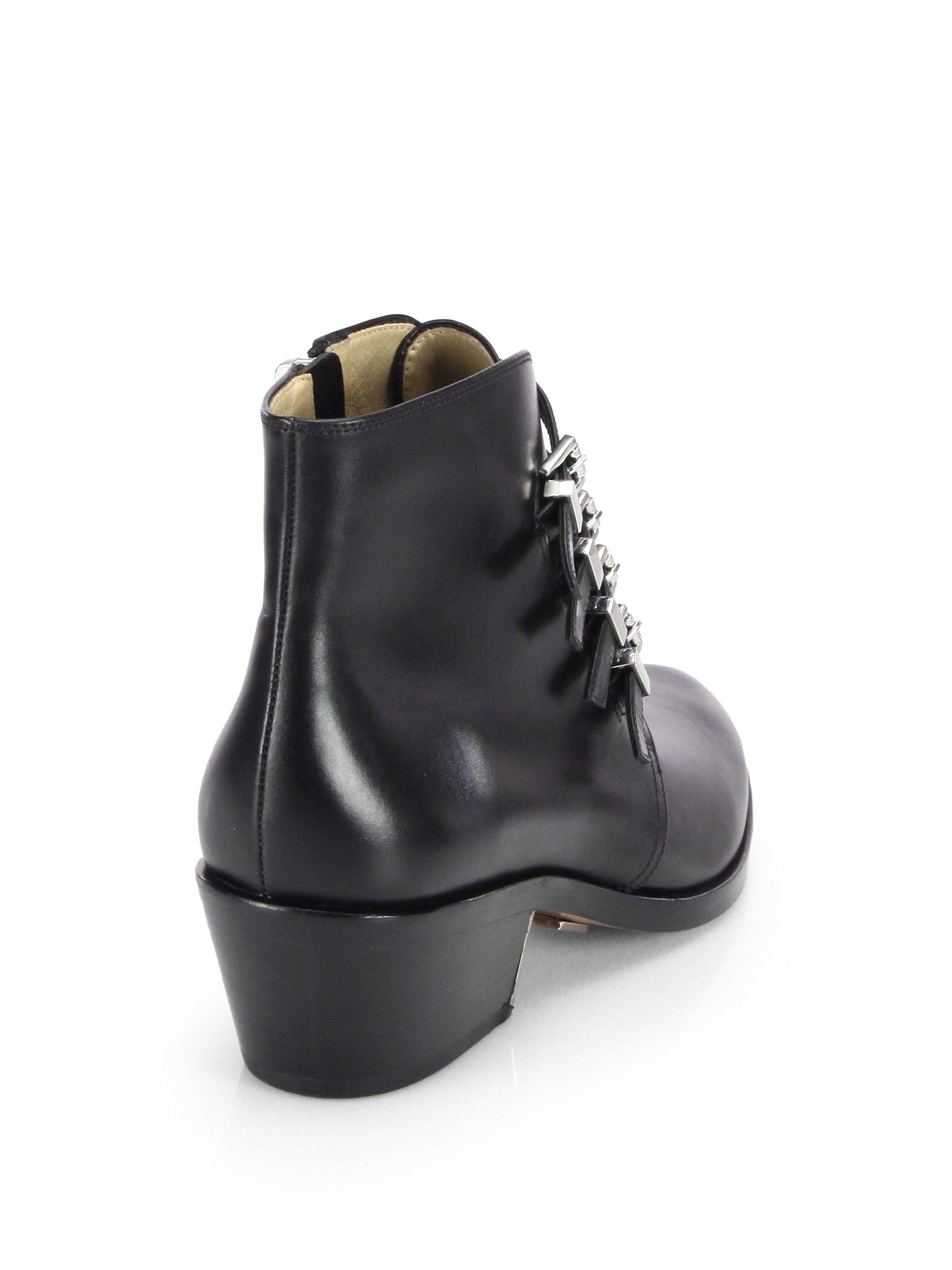 Michael Kors Boots Womens - Michael Kors Peggie Black