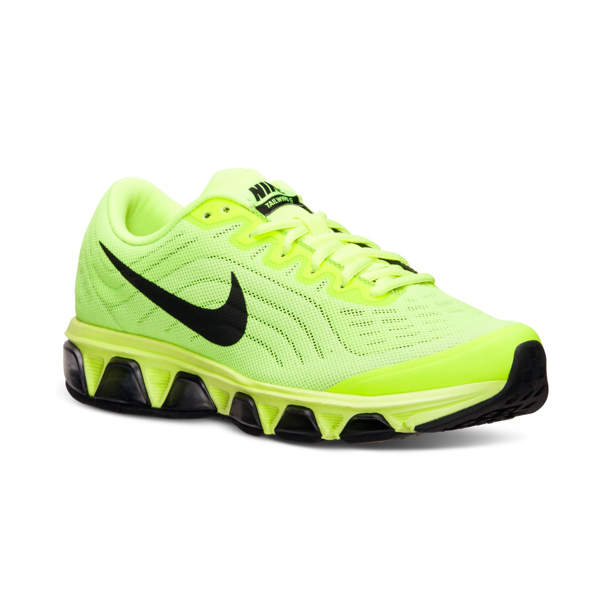 Lyst - Nike Mens Air Max Tailwind 6 Running Sneakers From Finish ... da80d6bca2c8