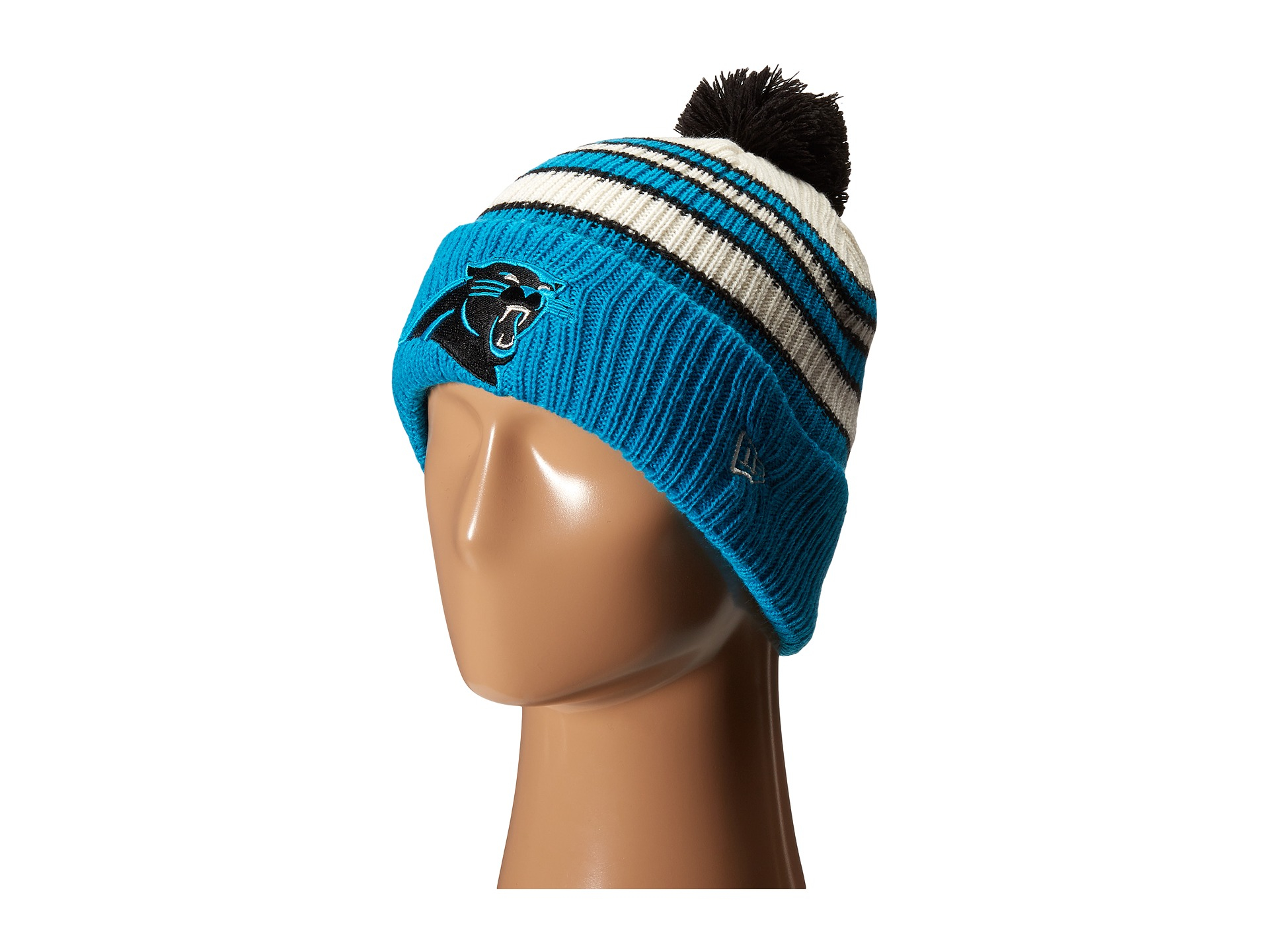 Lyst - KTZ Traditional Stripe Carolina Panthers in Blue for Men db607ea6f