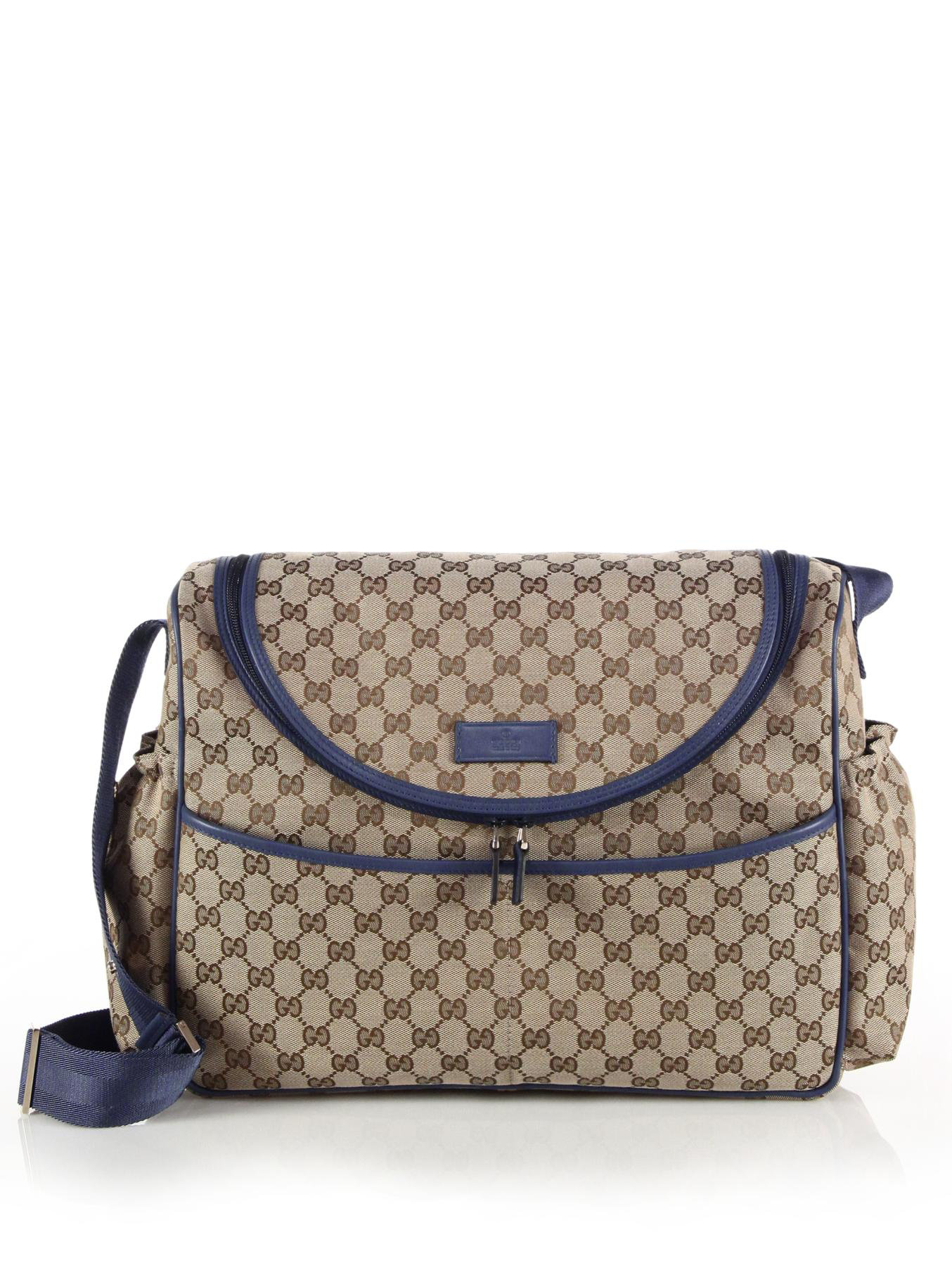 1f24d6a48f56c1 Baby Blue Gucci Diaper Bag | Stanford Center for Opportunity Policy ...