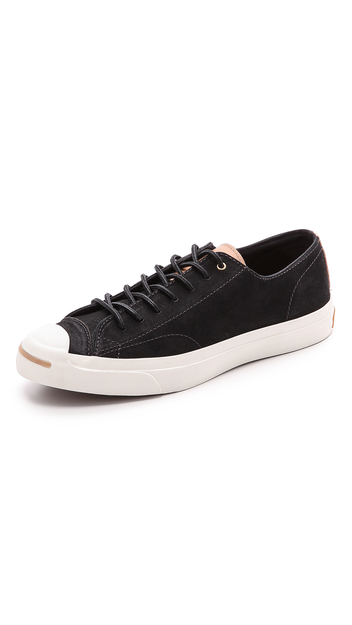 e1dfa533e5c3 Lyst - Converse Jack Purcell Split Tongue Jack Sneakers in Black for Men