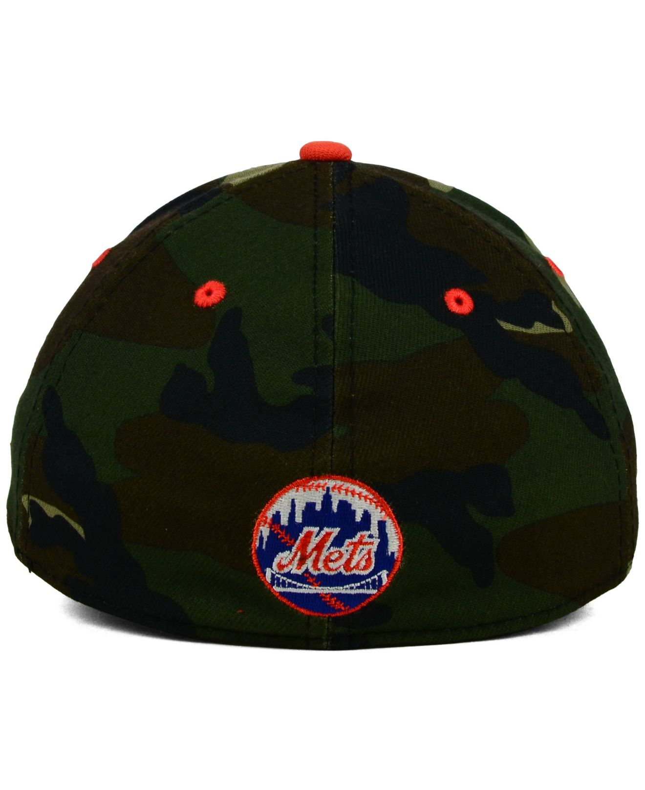 1169a41c2f0b8 ... new zealand lyst ktz new york mets camo classic 39thirty cap in green  for men 2169d
