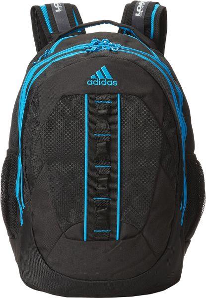 Adidas Ridgemont Backpack In Blue For Men Black Solar