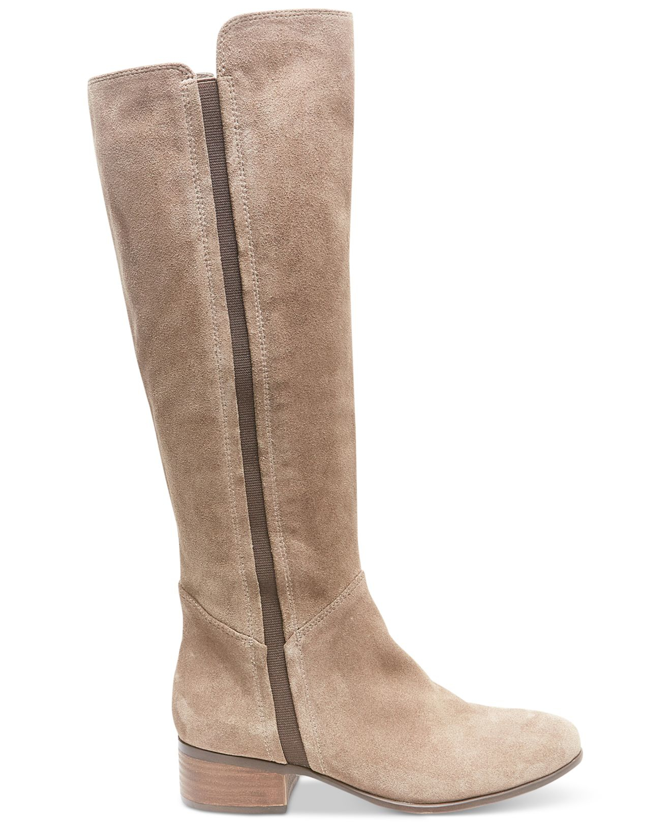 Steve madden suede dark brown boots car interior design for Steve madden home designs