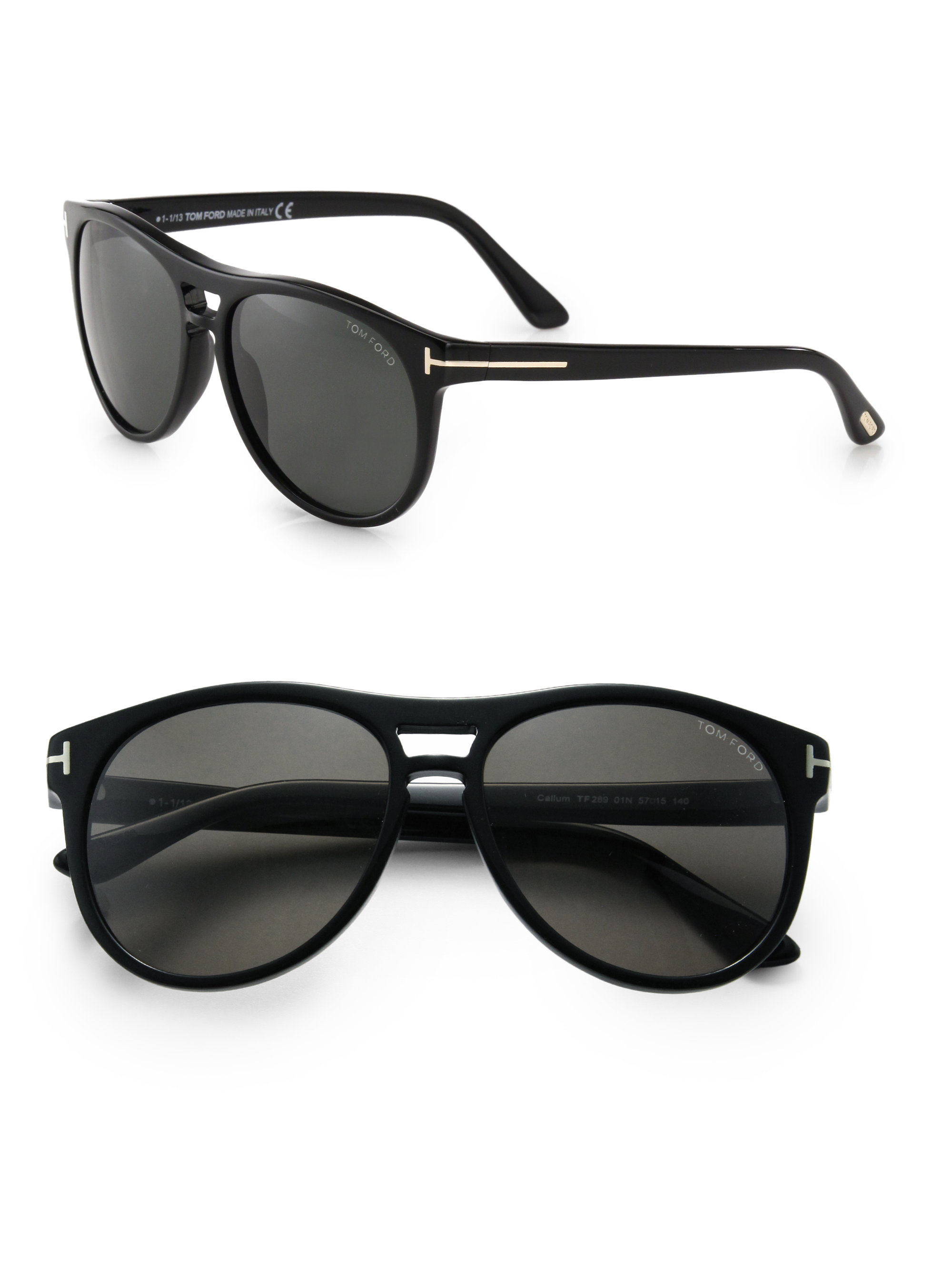 Lyst Tom Ford Callum Sunglasses In Black