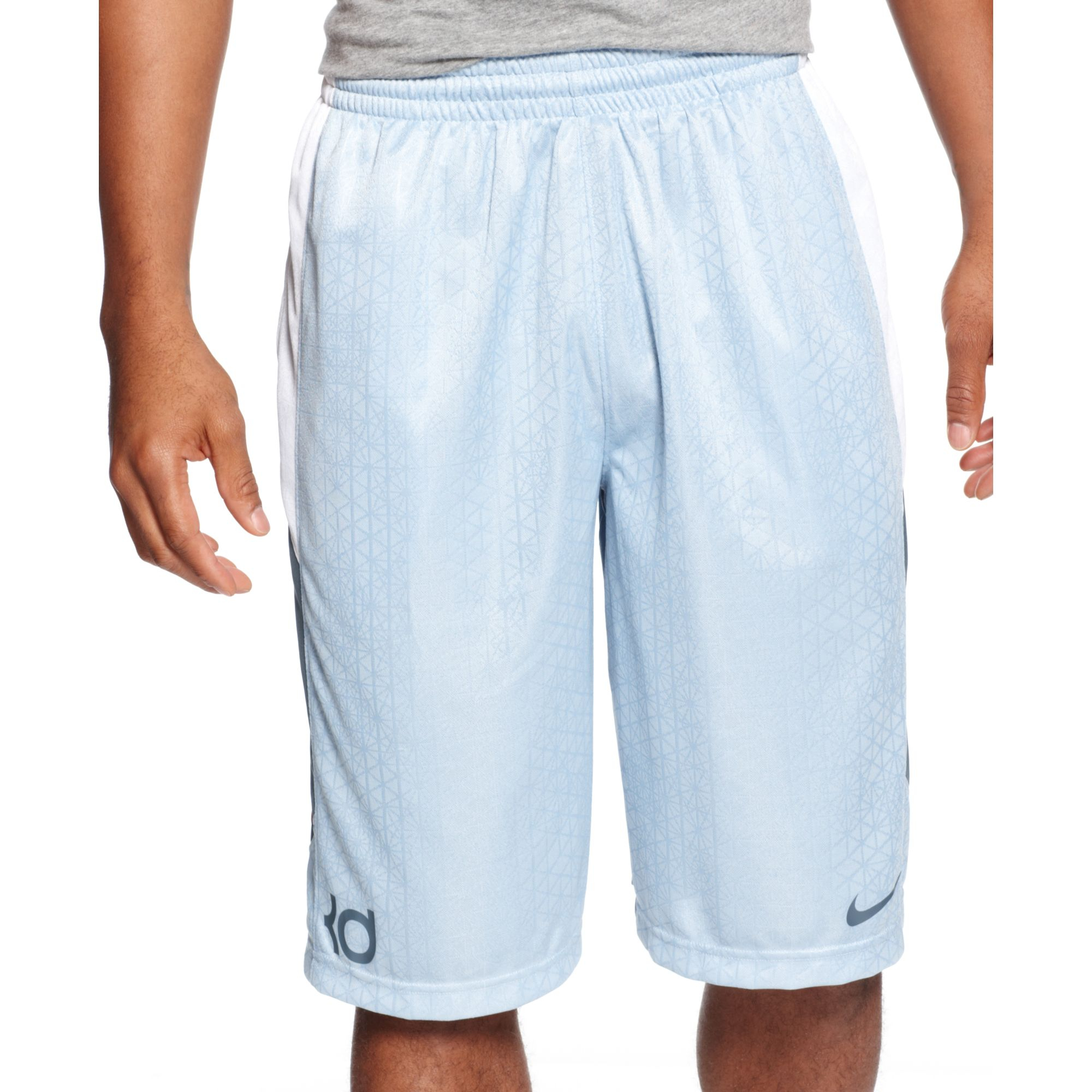 0c88b2f82 Nike Kevin Durant 6 Unlimited Basketball Shorts in Blue for Men - Lyst