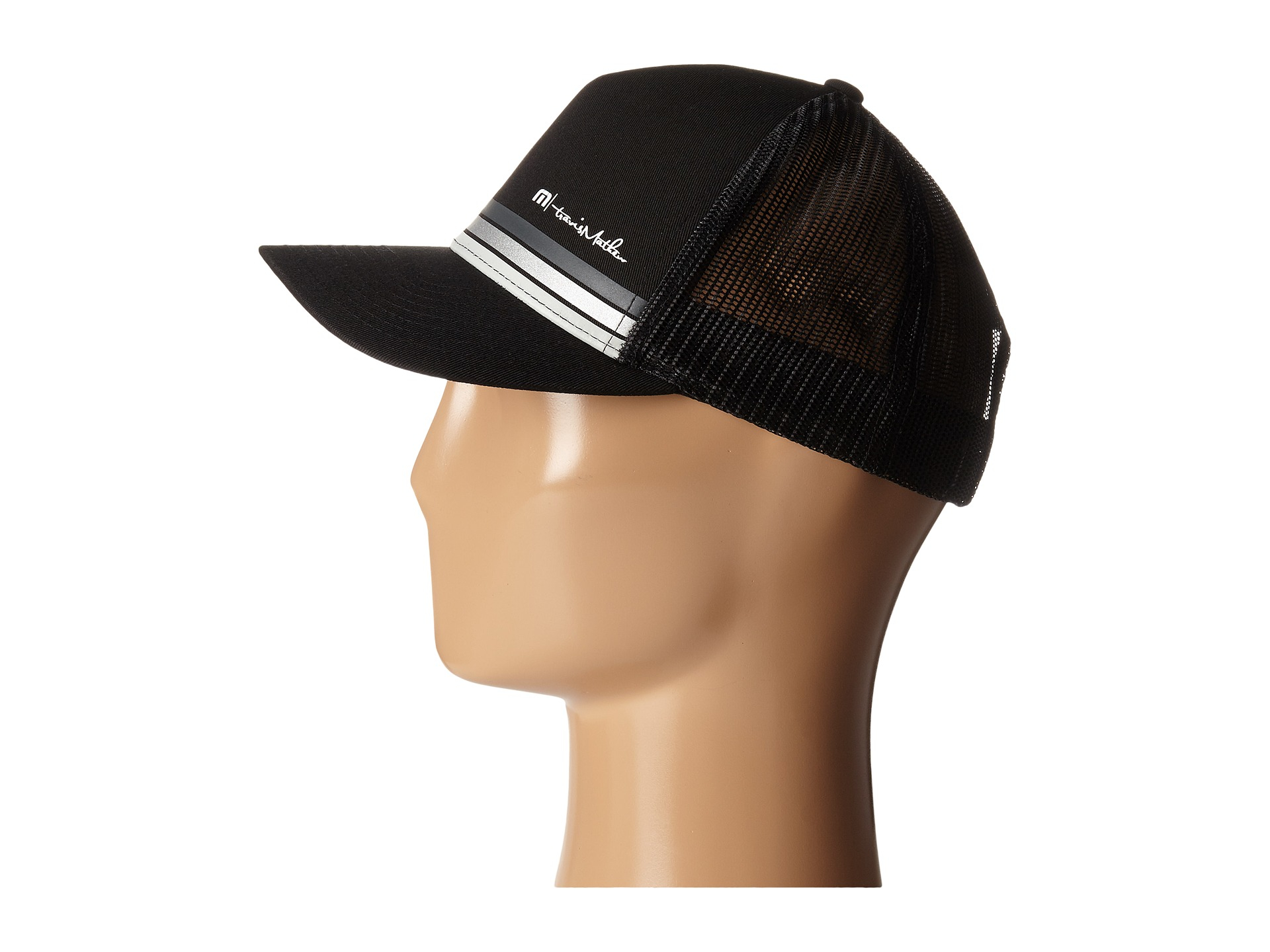 huge discount 19627 0070e ... where to buy lyst travis mathew bronco hat in black for men 45545 c6c90  ...