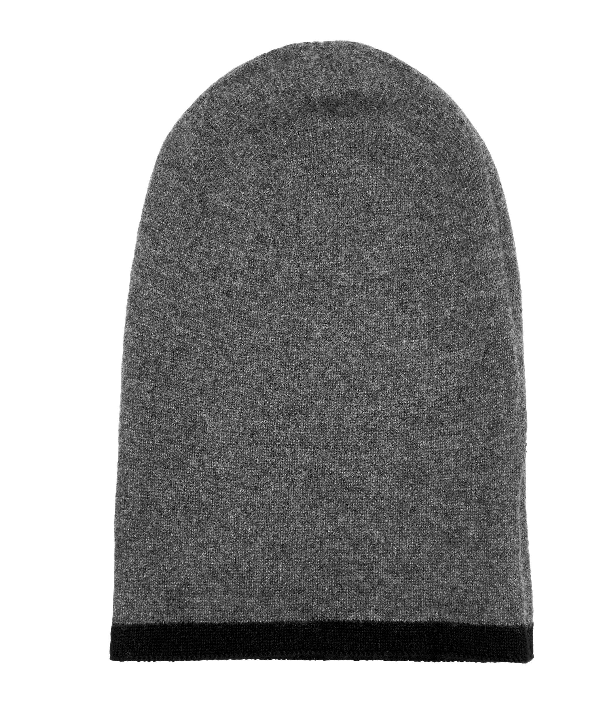 7b6e3fc27e5 Lyst - Henri Bendel Cashmere Hat in Black