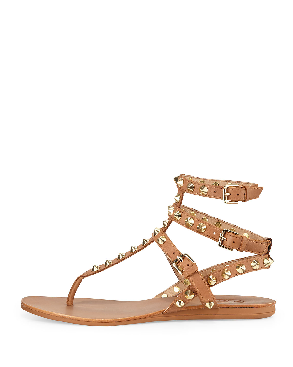 discounts cheap online manchester great sale online Ash studded ankle-strap sandals KTevXzYi5
