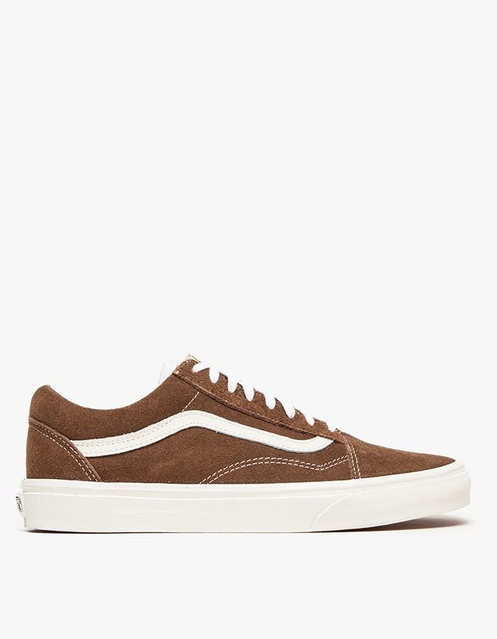 c6fa654b558976 Lyst - Vans Old Skool In Vintage Shitake in Brown for Men