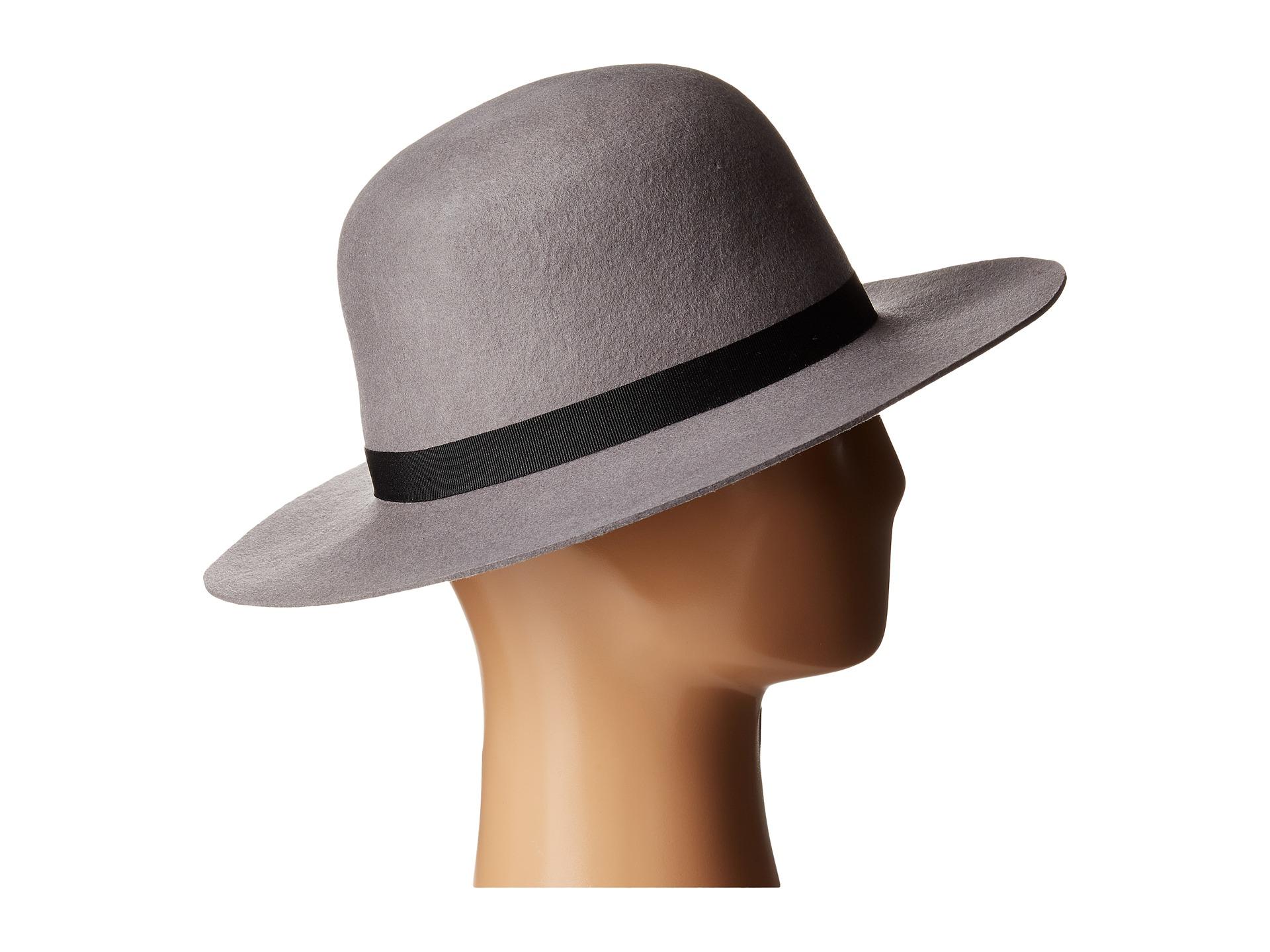 1df5f31471182 best lyst brixton colton hat in gray bdf39 bc380