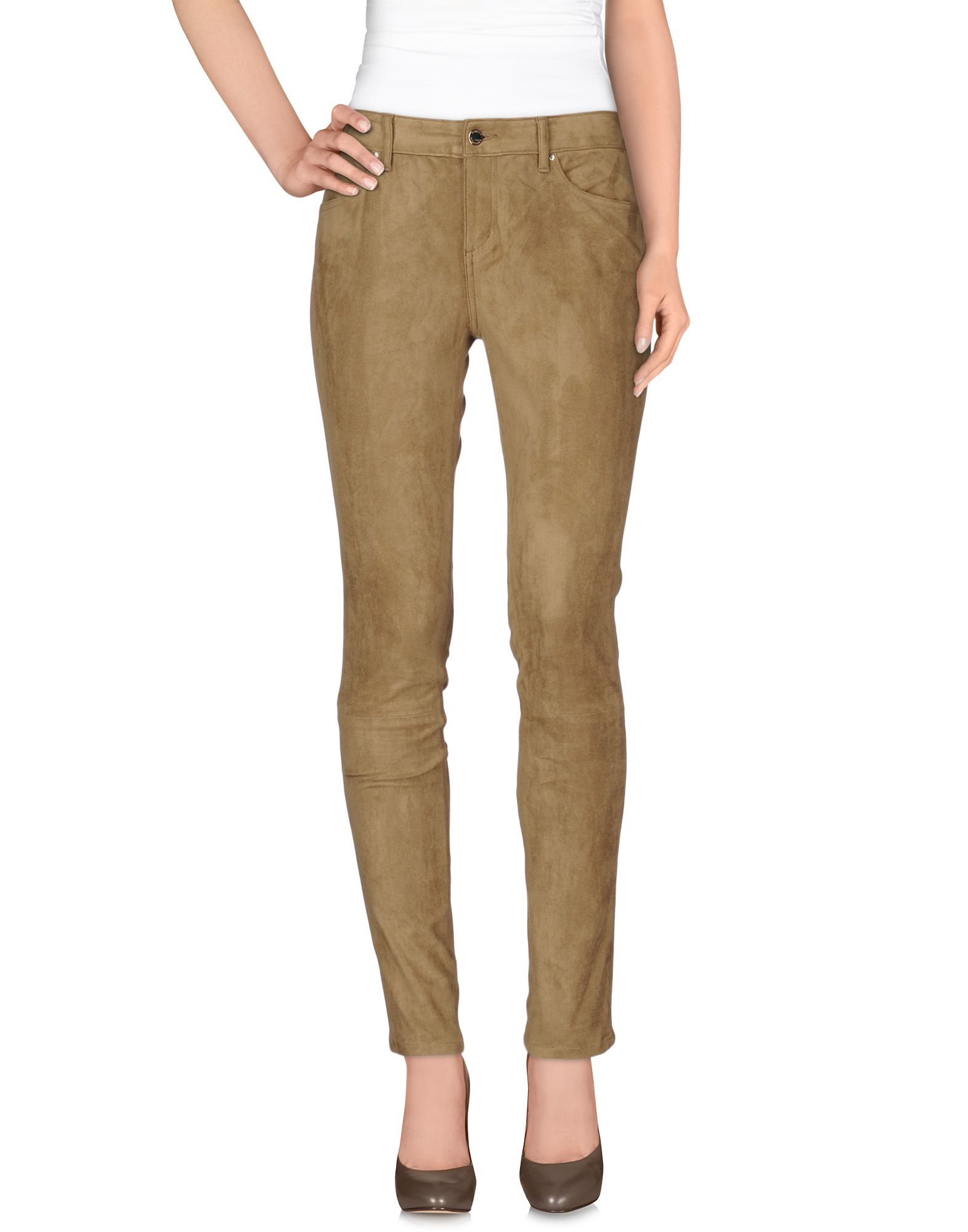 New Tommy Hilfiger Casual Trouser In Blue  Lyst