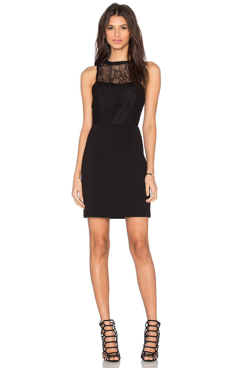 Sanctuary Black Dress