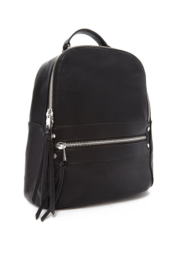 204d08aeb535 Small Faux Leather Backpack Purse - New image Of Purse