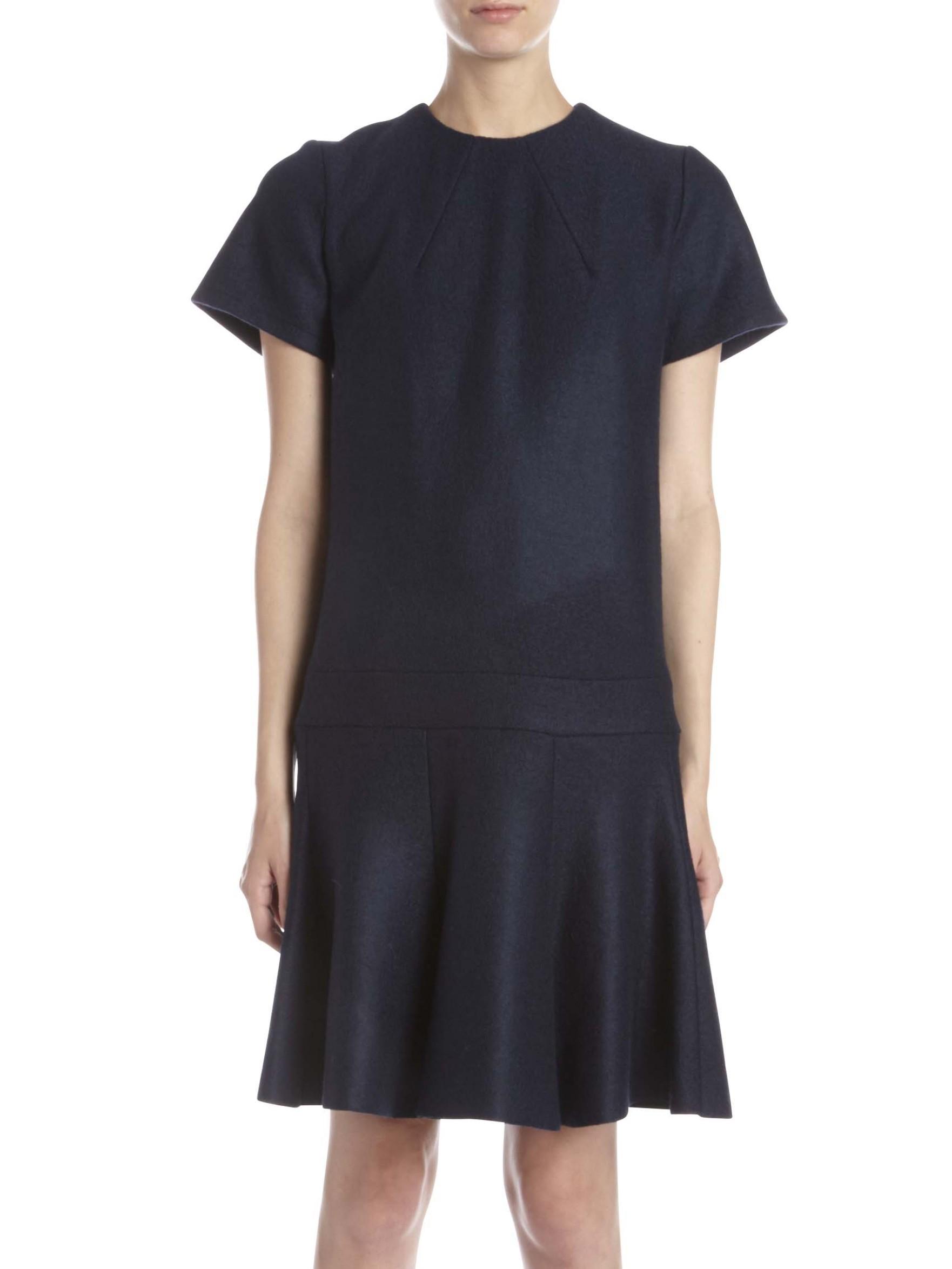 Cacharel blue dress