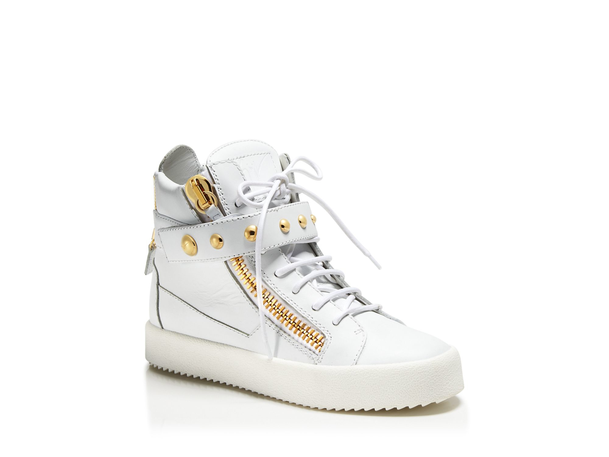 Giuseppe Zanotti Jewel-Embellished May London Sneakers buy cheap discount I3ewas72