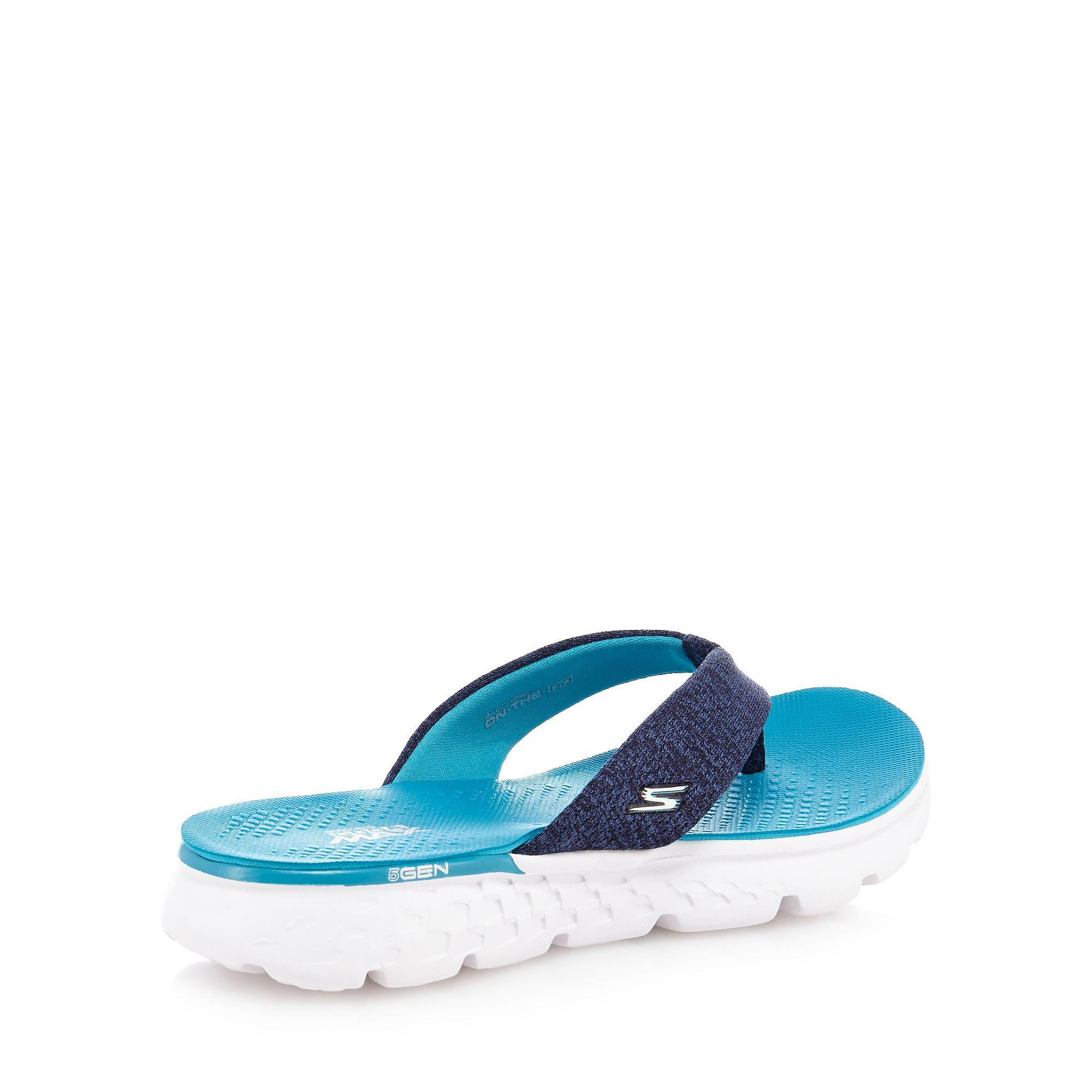 Navy 'Vivacity' sandals clearance recommend discount hot sale free shipping discount sale factory outlet SNByS