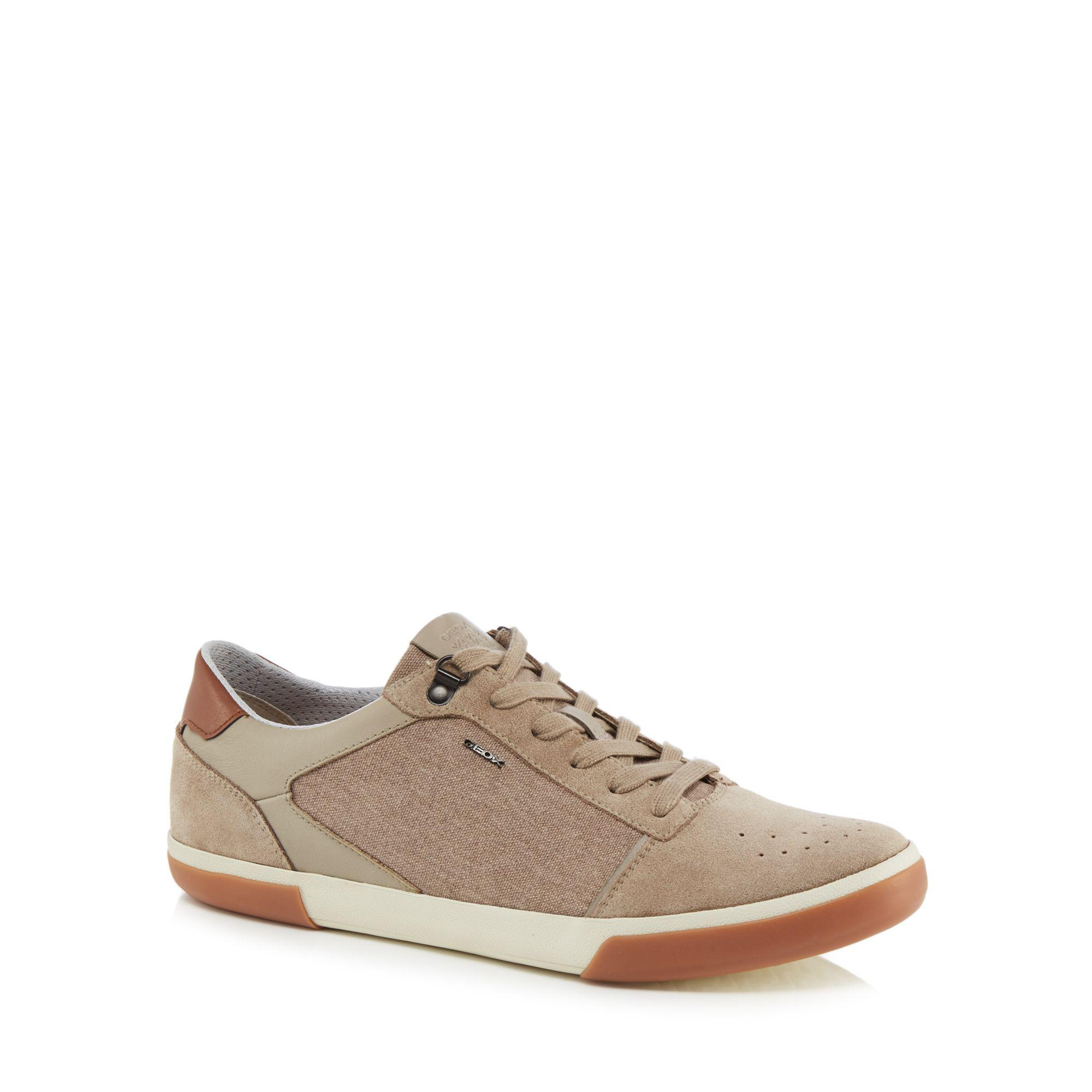 outlet good selling Natural 'Box' trainers sale reliable clearance store sale online VjFQcPXL