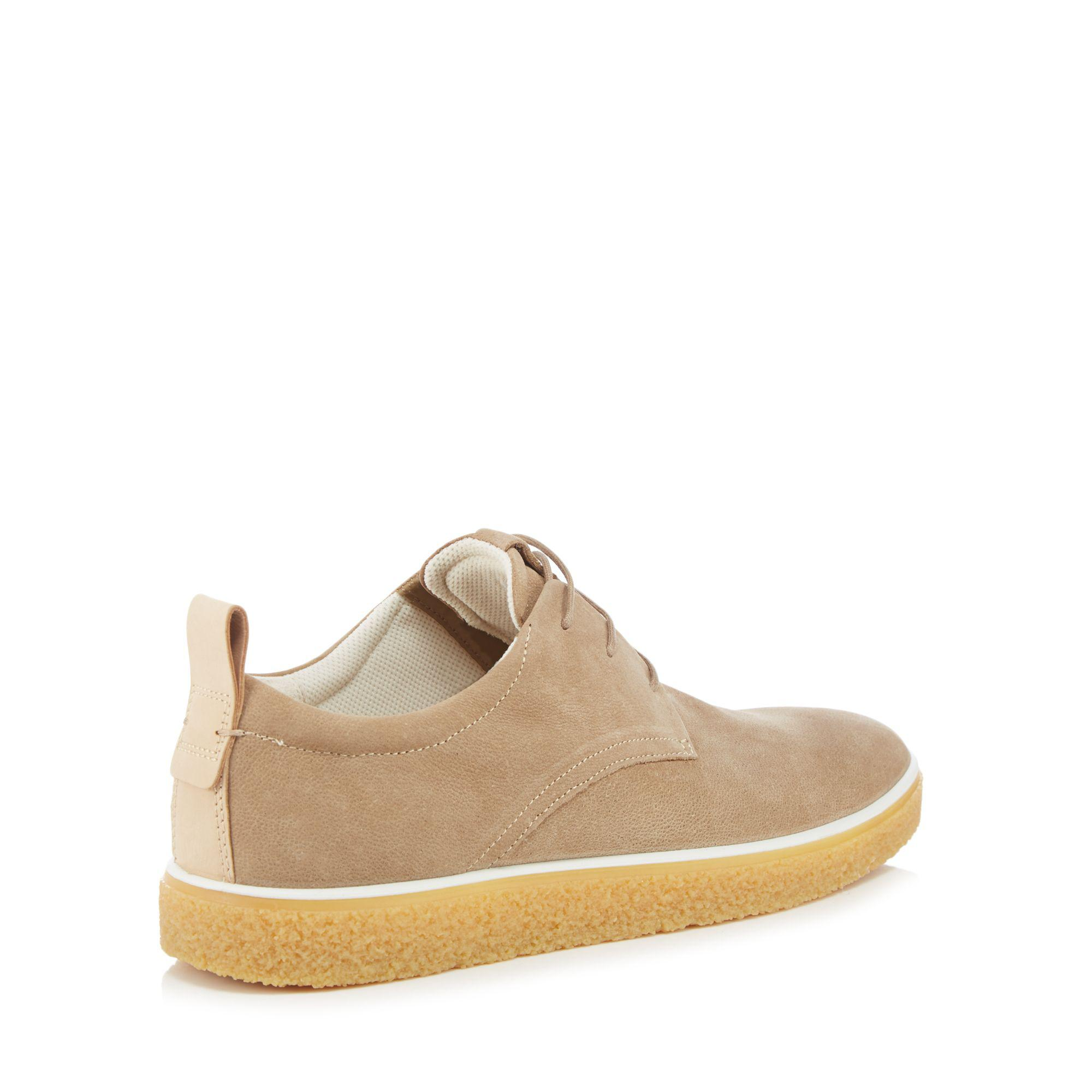 Natural nubuck 'Crepetray' Derby shoes cheap eastbay pictures sale online buy cheap looking for SM0M6NrPzb