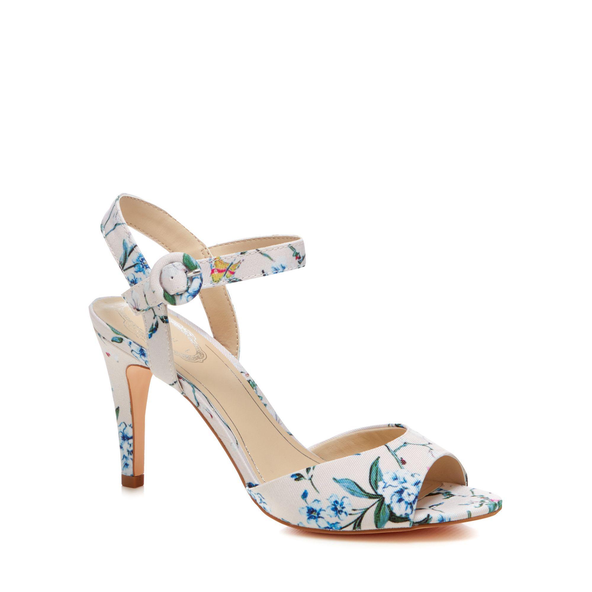 bb5de05a8 Début Multi-coloured  daenerys  High Stiletto Heel Ankle Strap ...