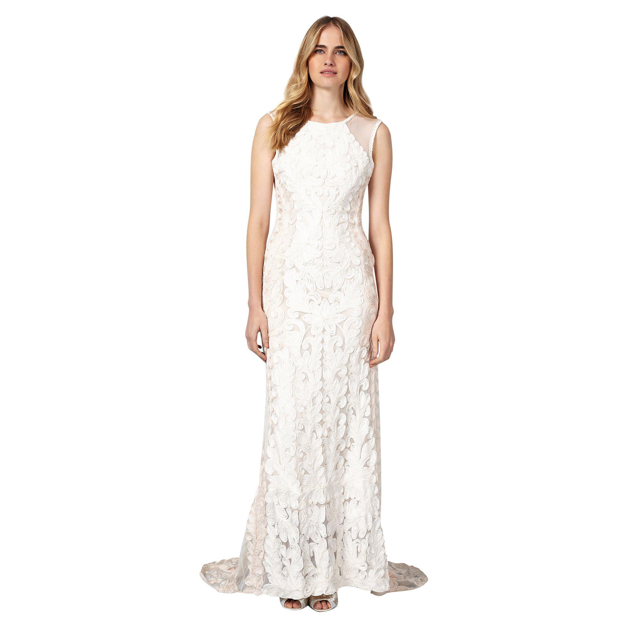 2c71d0fc128d9 Phase Eight Cailyn Bridal Dress in White - Lyst
