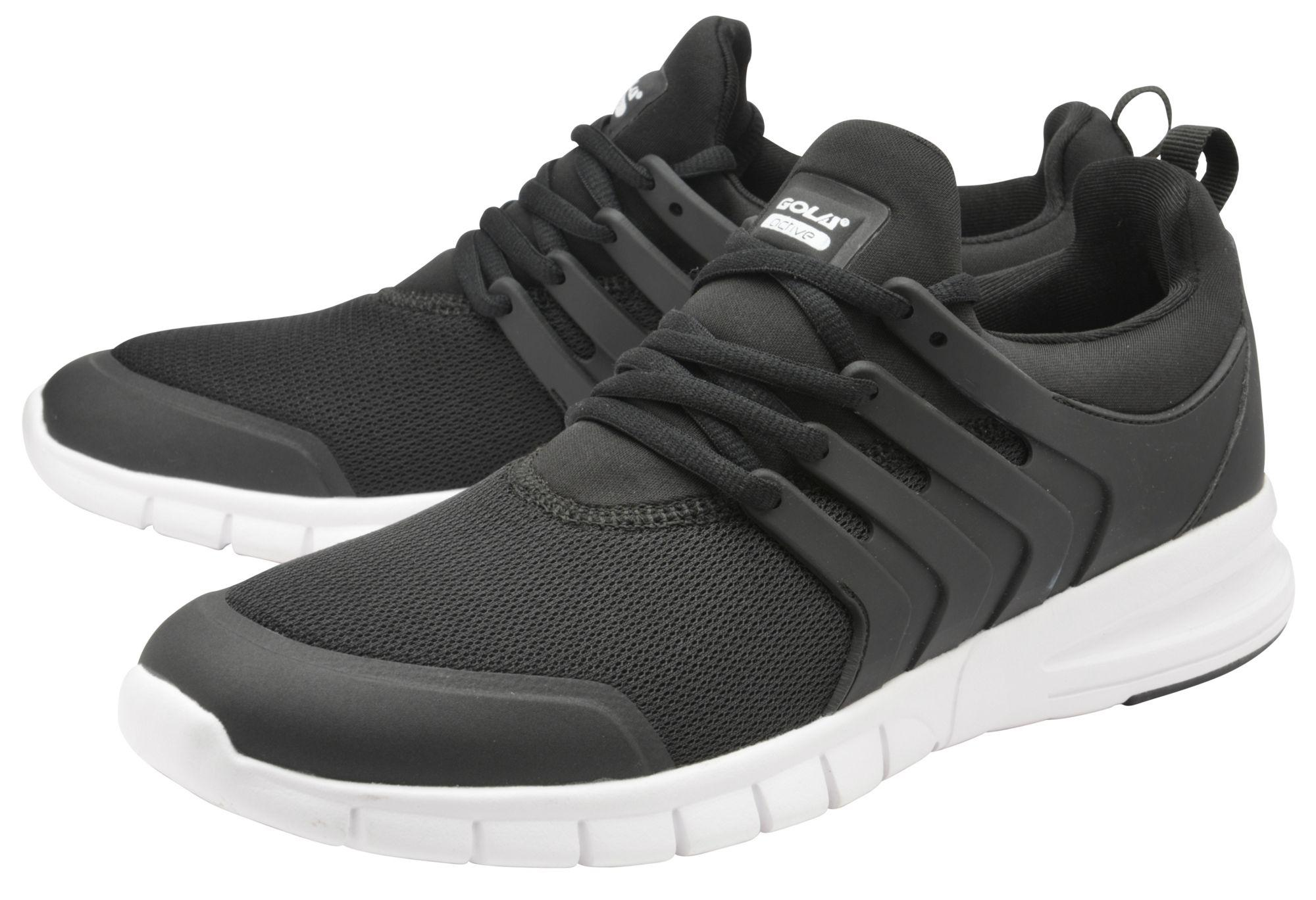 cheap 2015 new Black/White 'Gravity' men's lace up sports trainers clearance clearance explore sale online free shipping pictures NBCucAnbdh
