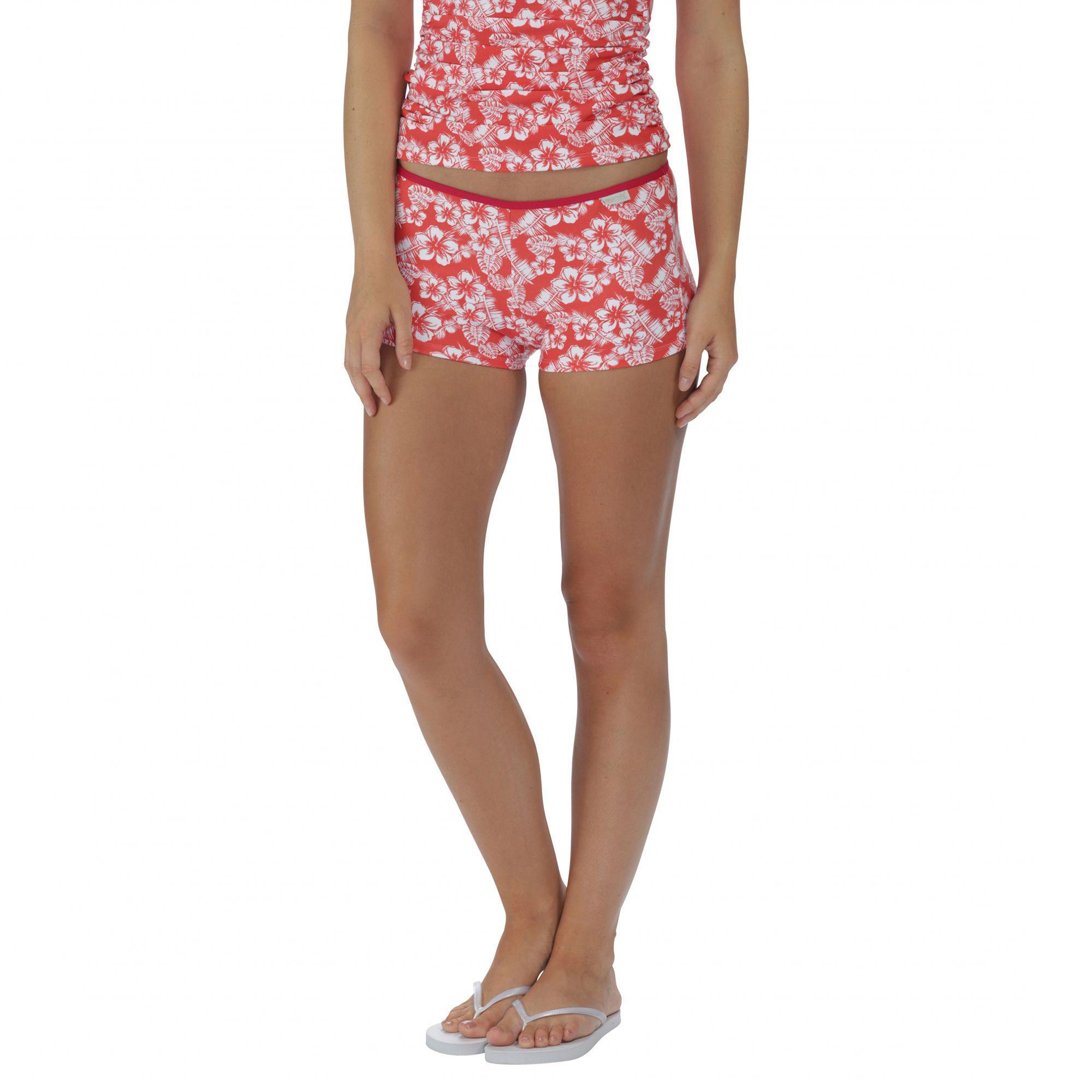 96bd239e0539d Regatta Coral Aceana Bikini Short in Pink - Lyst