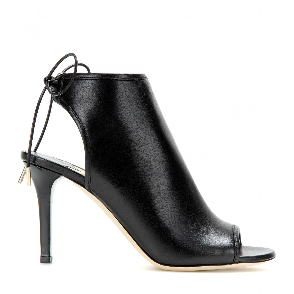 wiki for sale Jimmy Choo Peep-Toe Slingback Ankle Boots outlet best outlet fashion Style cheap sale latest collections discount very cheap cX9ZOwQQ