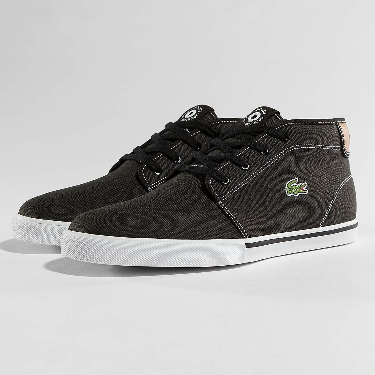 95d8ff41140 Lyst - Lacoste Sneakers Ampthill in Black for Men