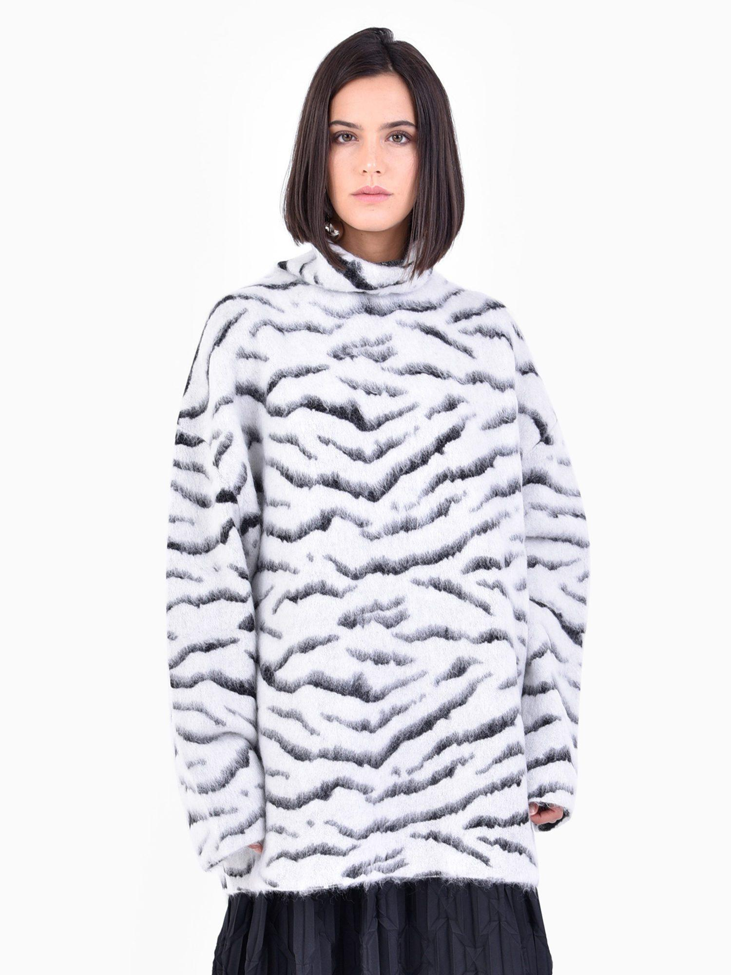 59077633cd Givenchy. Women s Oversized Mohair Blend Sweater. From  1