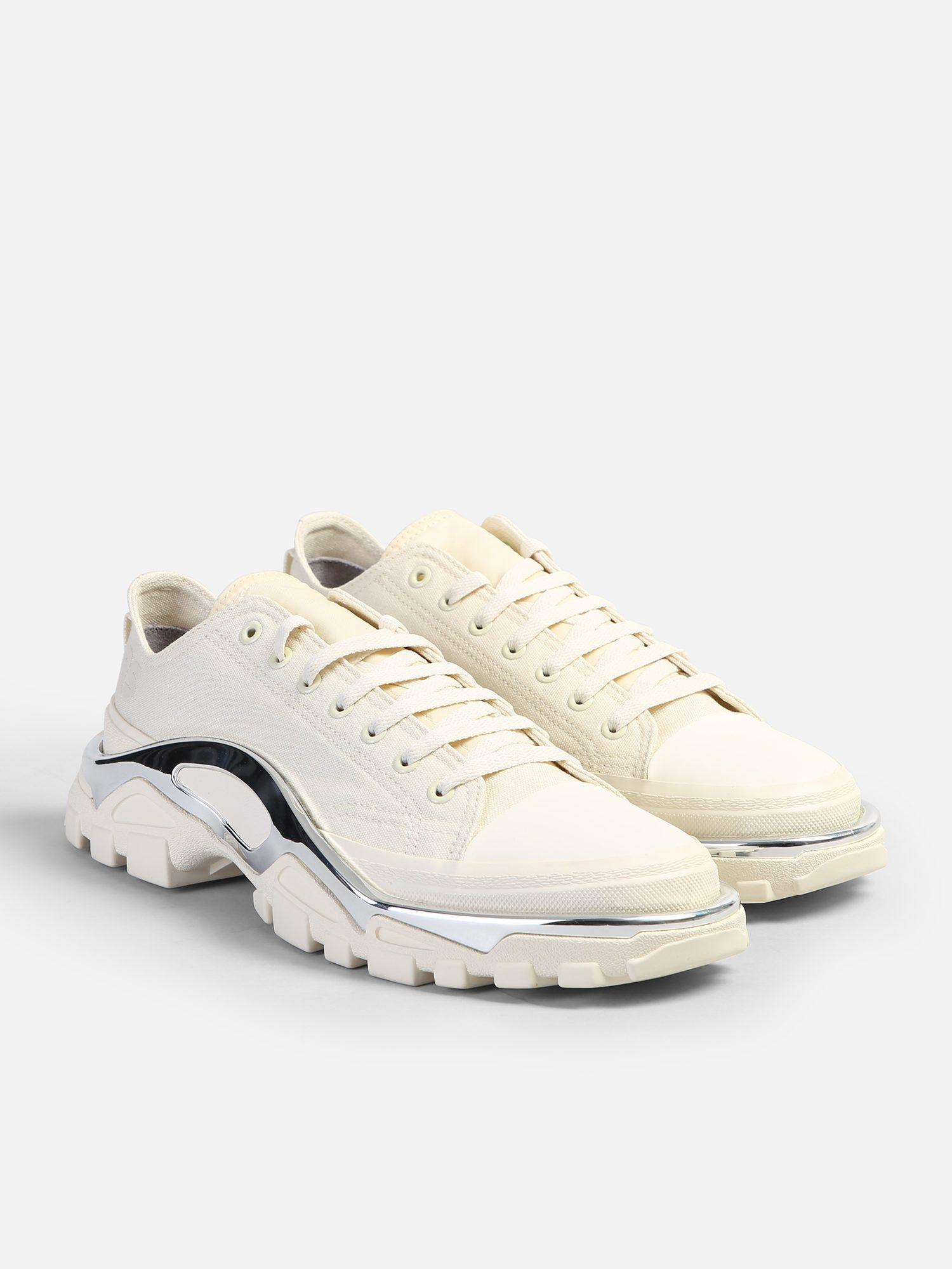 low priced 3c44a 220f1 Lyst - Adidas By Raf Simons Detroit Runner Canvas Sneakers f