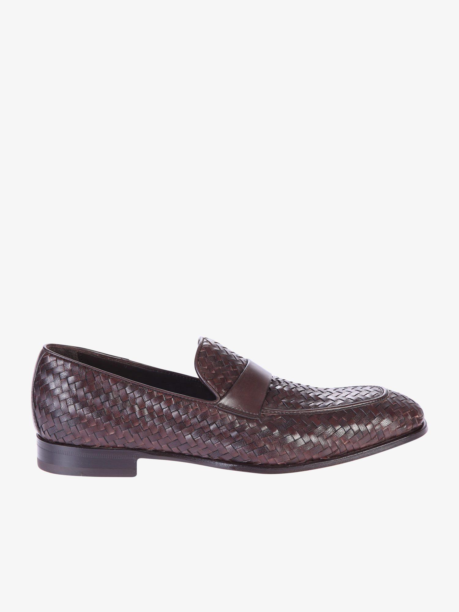 woven loafers - Blue Dell'Oglio csOO9SpLE