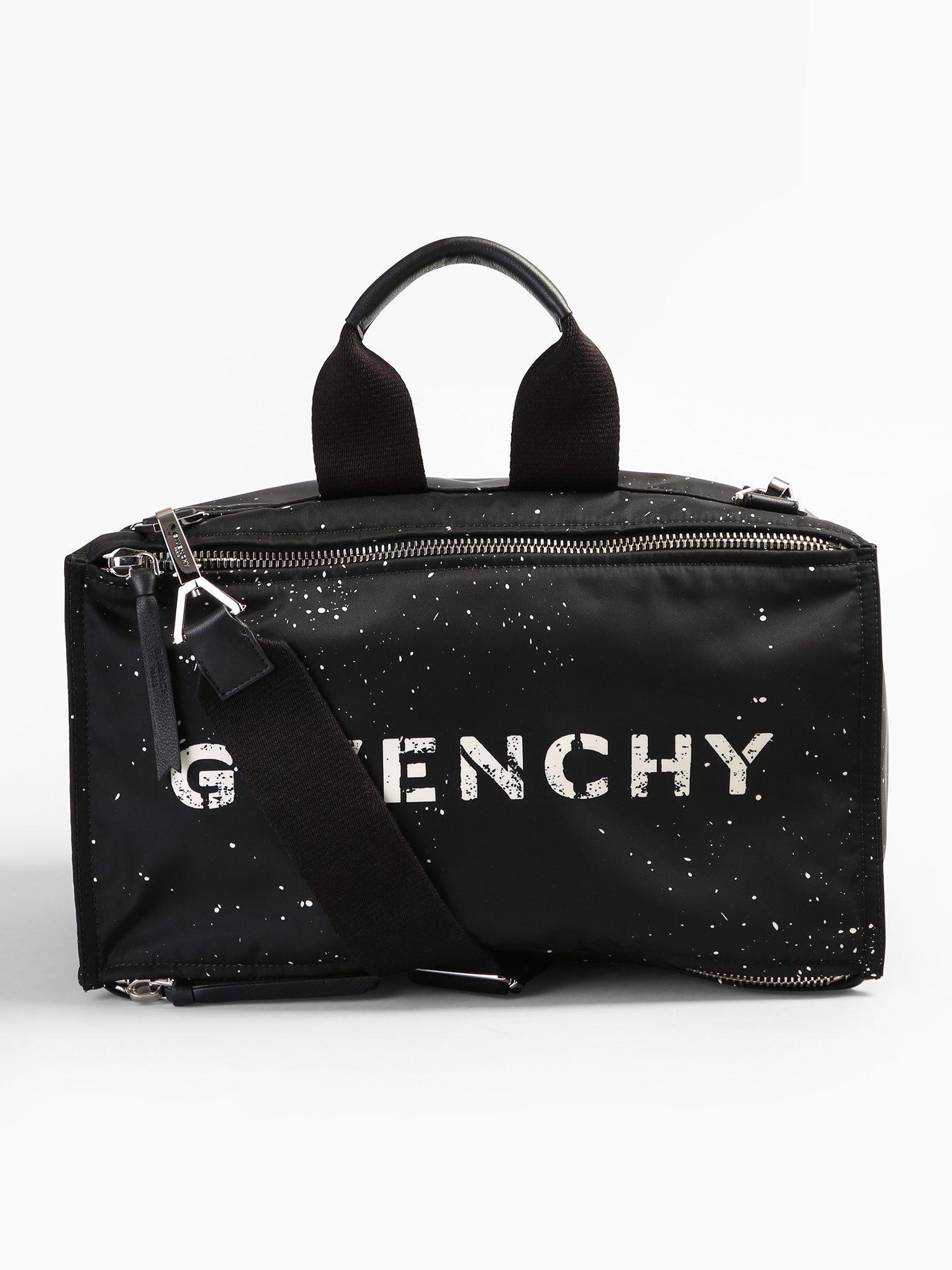 c7d08ee726 Givenchy - Black Pandora Nylon Bag for Men - Lyst. View fullscreen