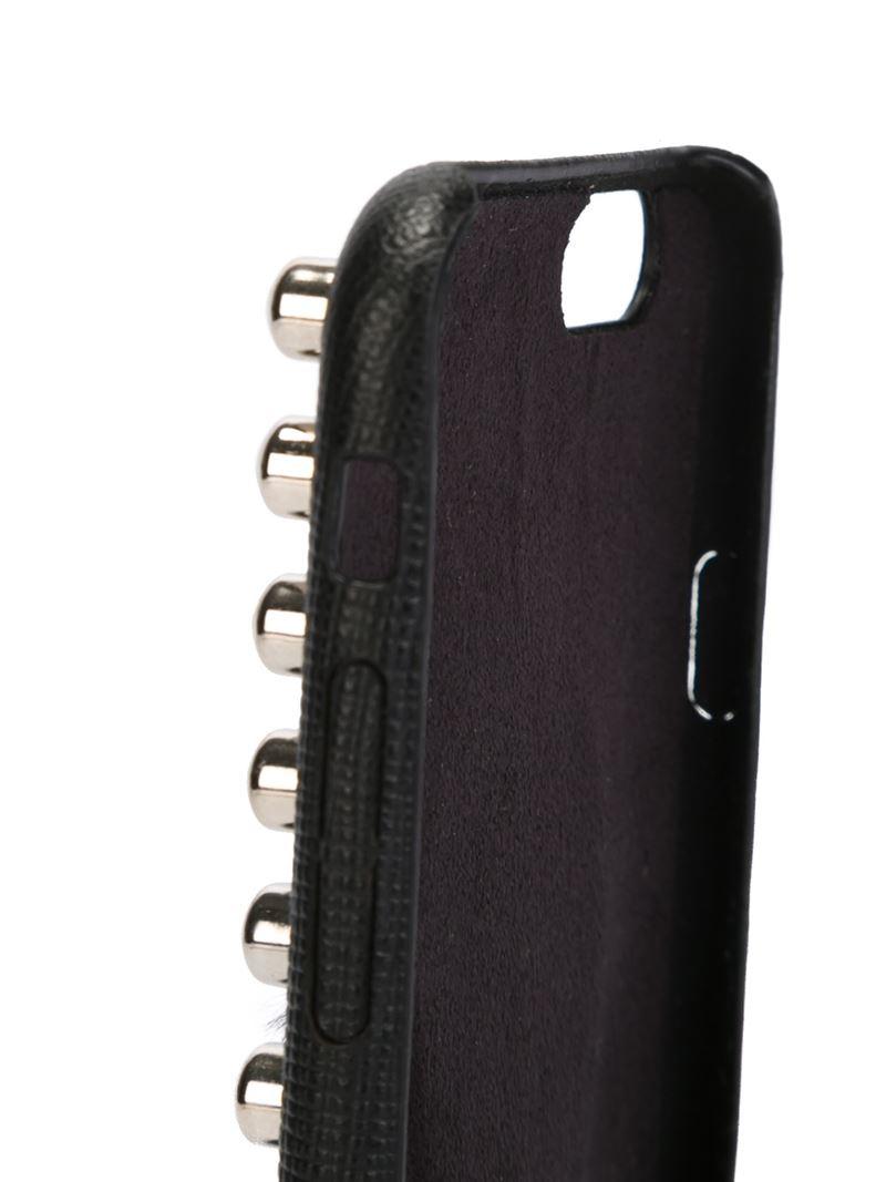 Fendi Karlito Iphone  Case