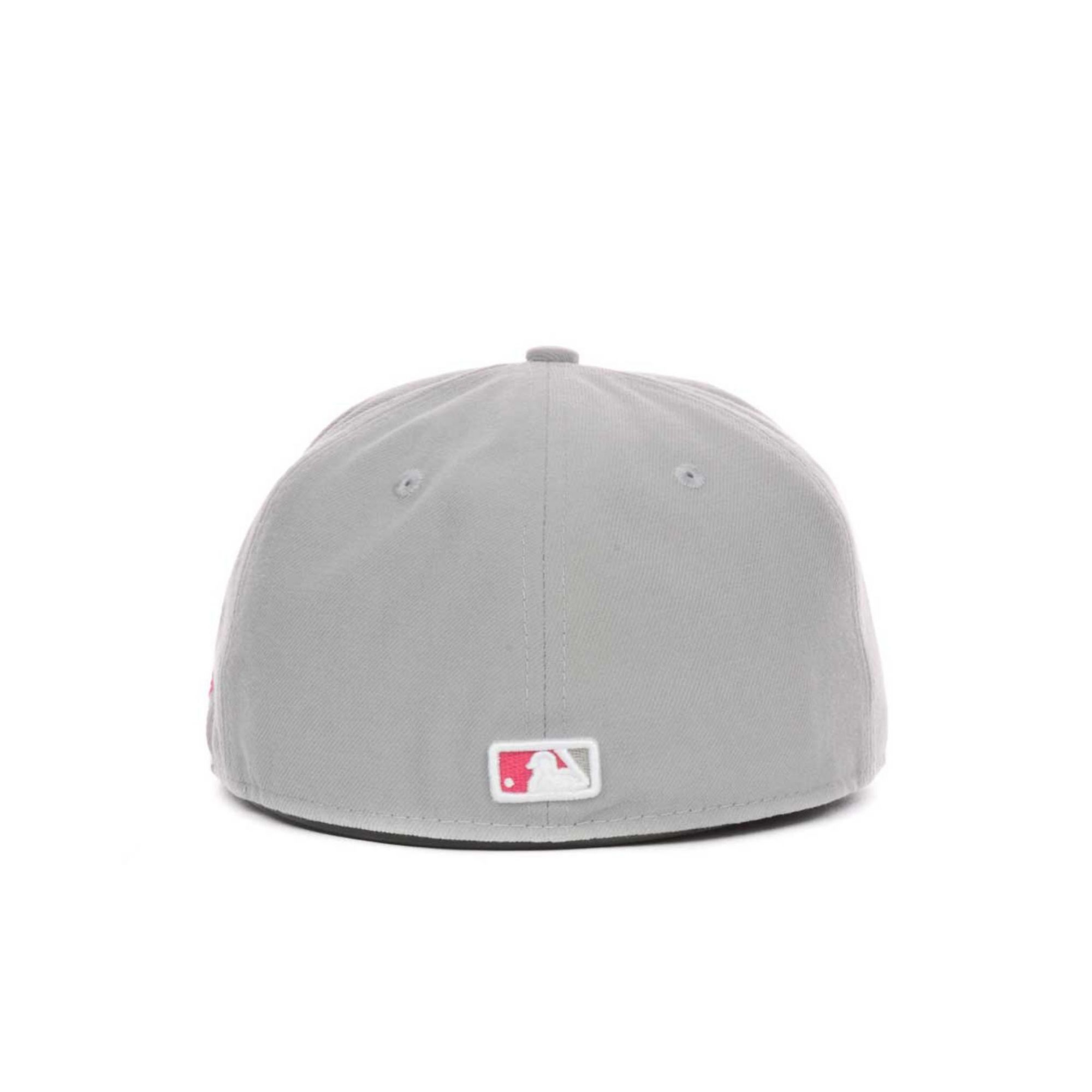 8733f570bee3a3 ... wholesale discount lyst ktz new york mets mlb 2t custom 59fifty cap in  gray for men