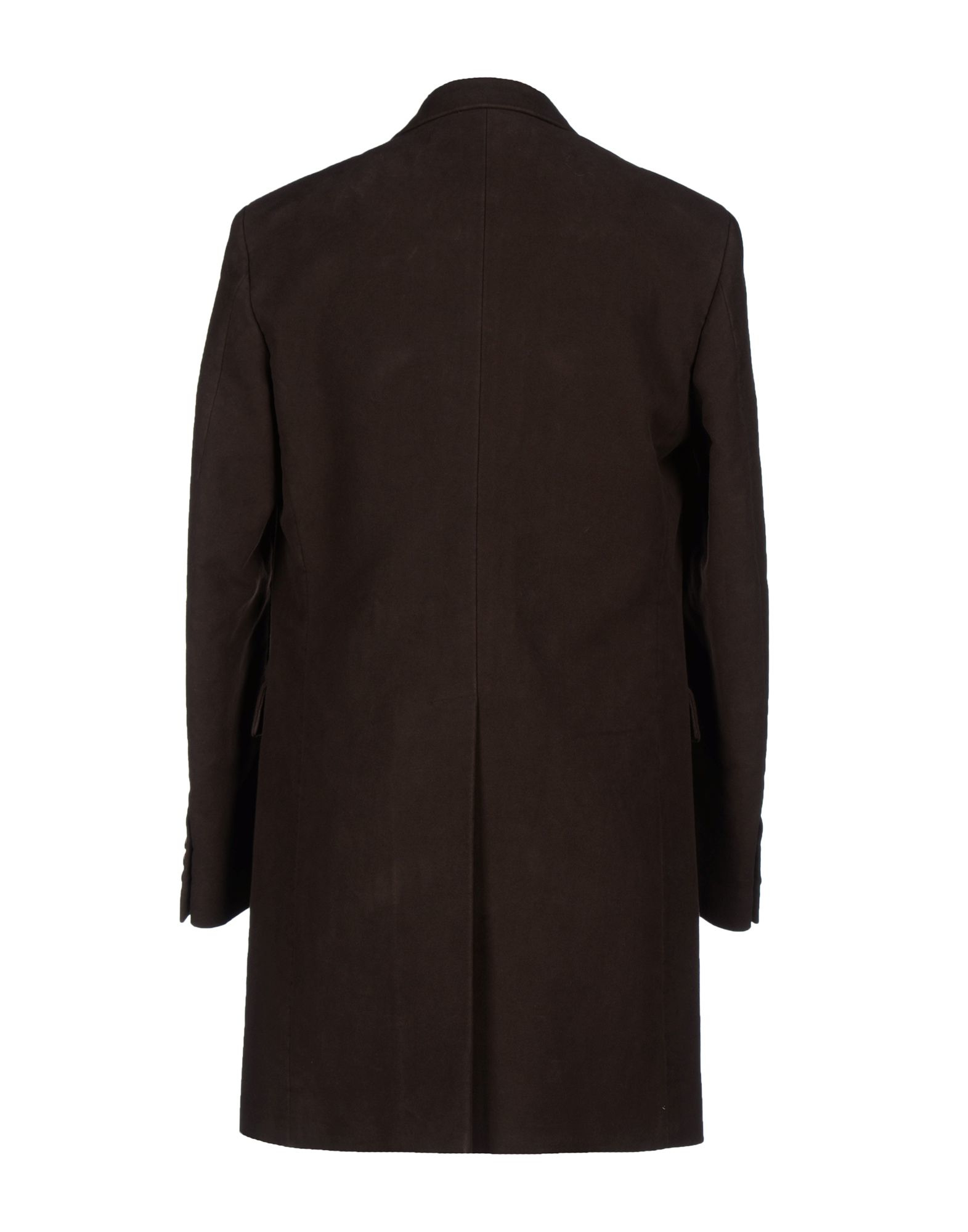 Prada Coat in Brown for Men | Lyst
