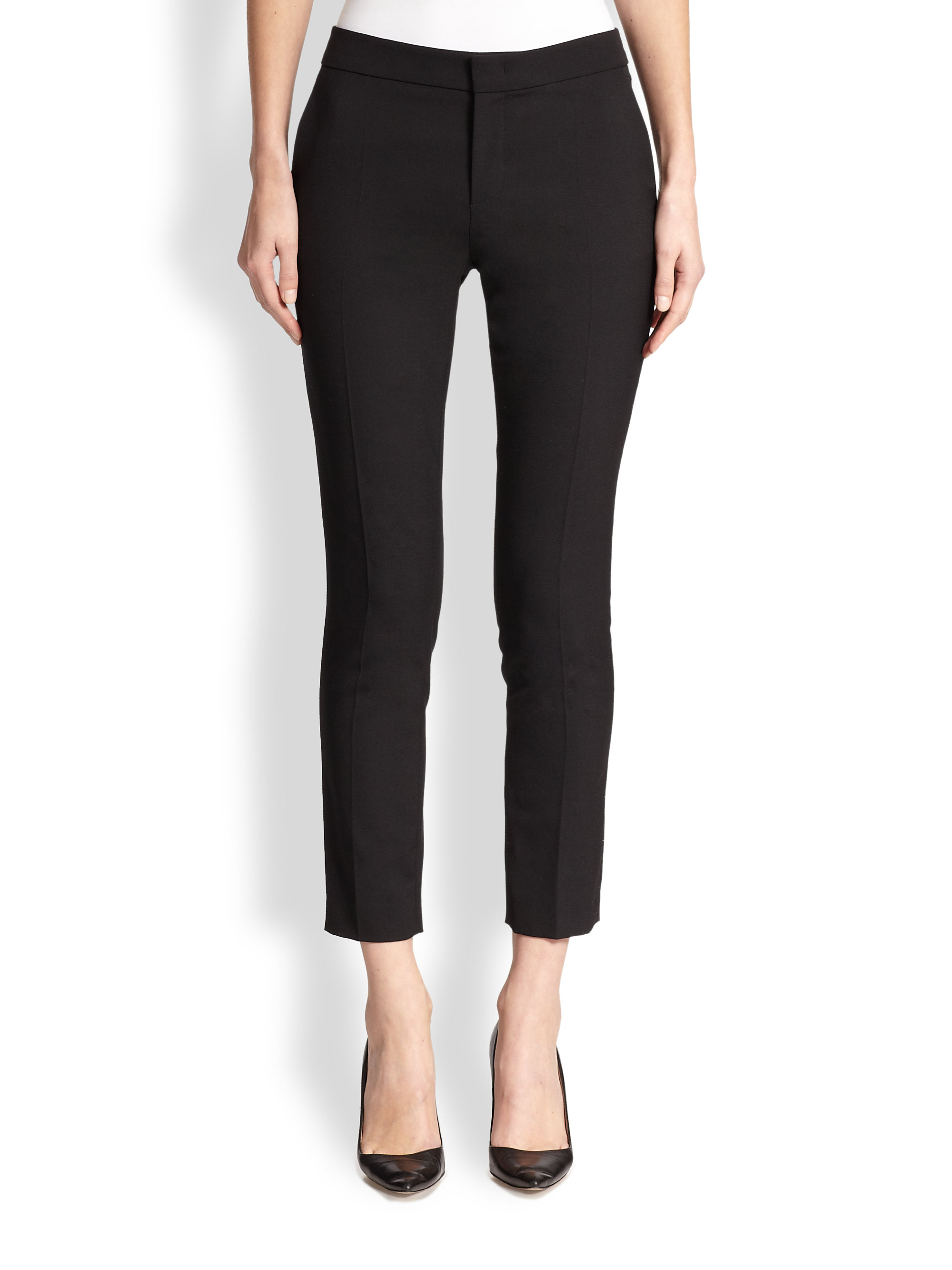 Free shipping black ankle pants online in plus size store. Best black ankle pants for sale. Cheap black ankle pants with excellent quality and fast delivery. | appzdnatw.cf