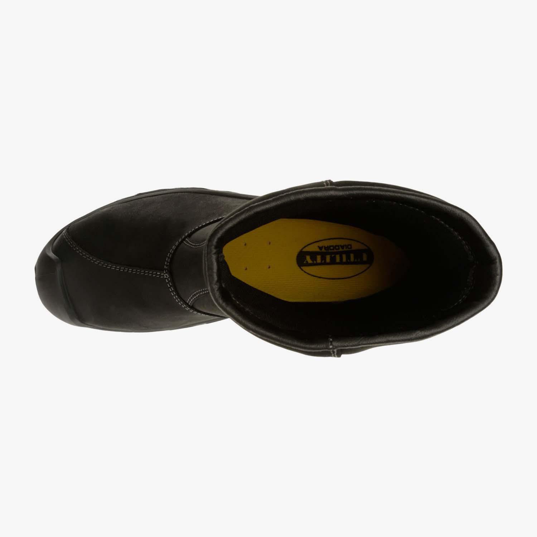 Diadora Diablo Boot High S3 Src Ci Black in Black Lyst