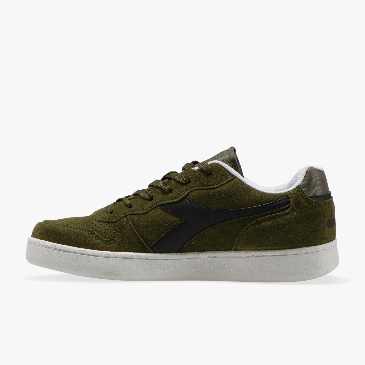new york 33264 a5f19 Diadora Playground S Green in Green - Lyst