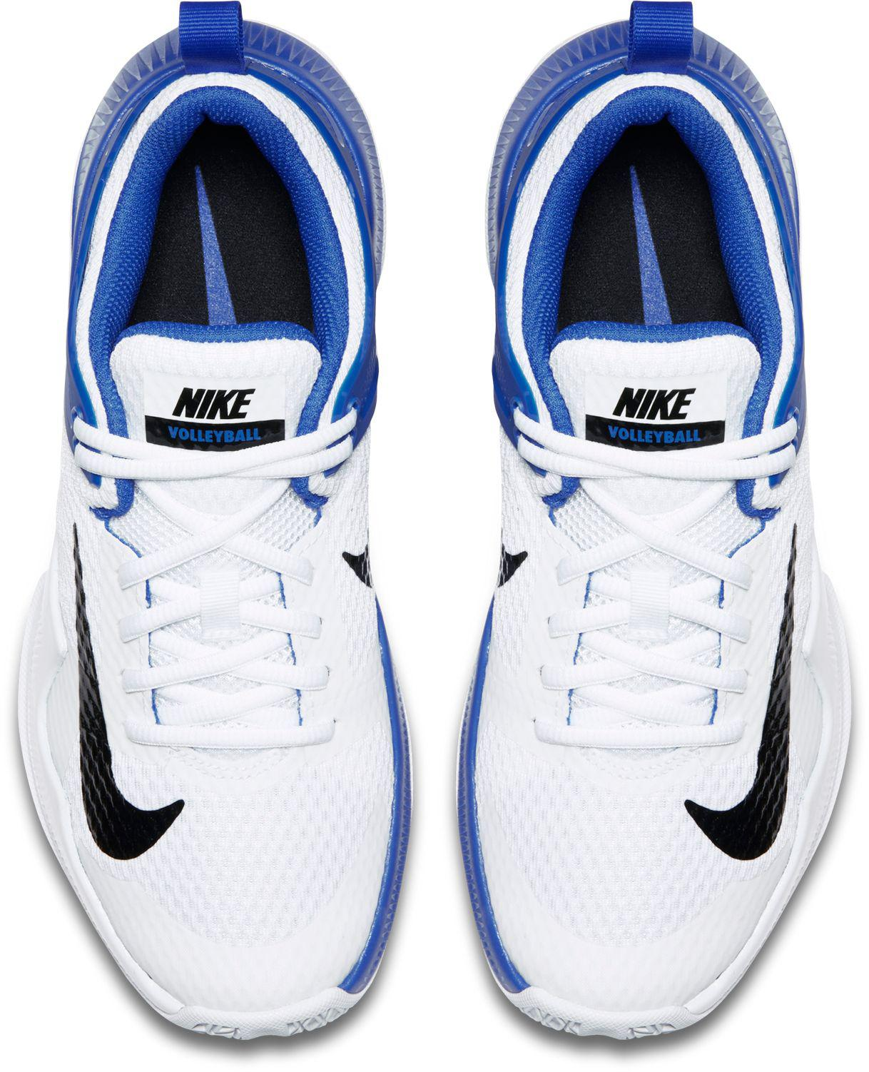 buy online 11bcd b23b9 Nike - Blue Air Zoom Hyperace Volleyball Shoes - Lyst