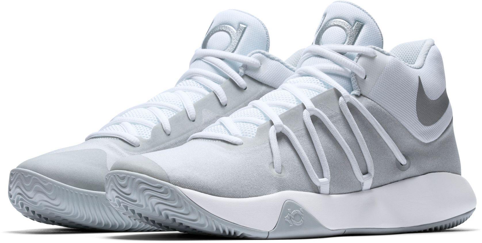 48ab0e3a333 ... buy online 1dd13 cb69e Nike - Gray Kd Trey 5 V Basketball Shoes for Men  -