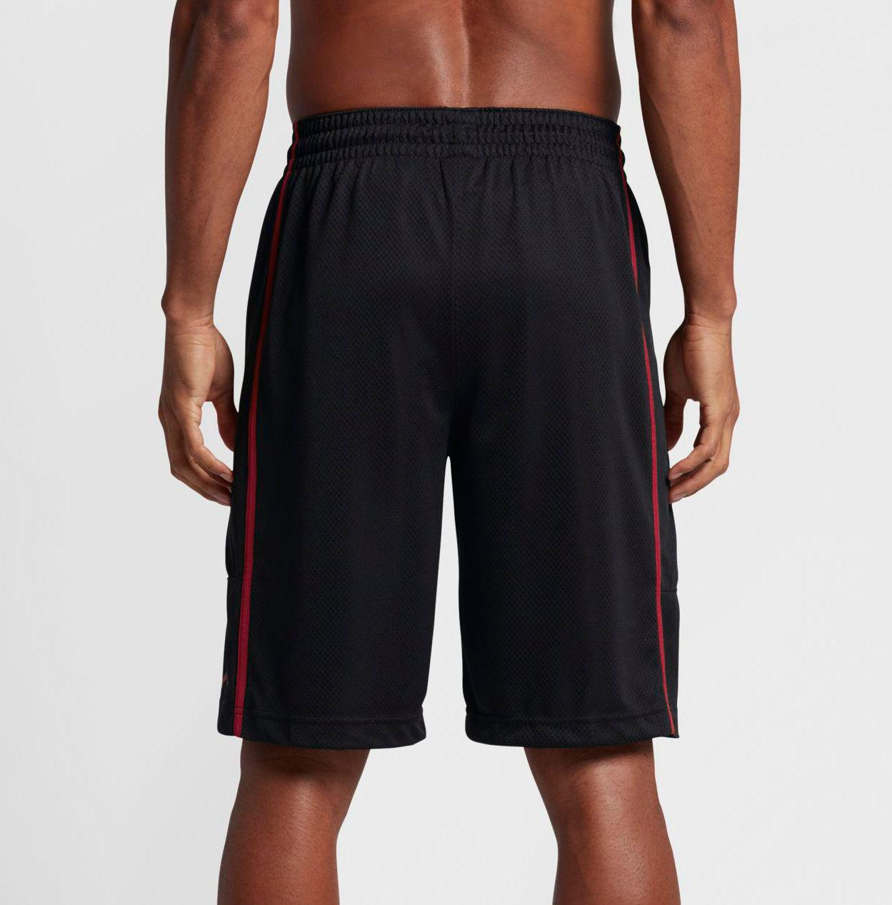 b5a443f6f25b Lyst - Nike Jordan Double Crossover Basketball Shorts in Black for Men