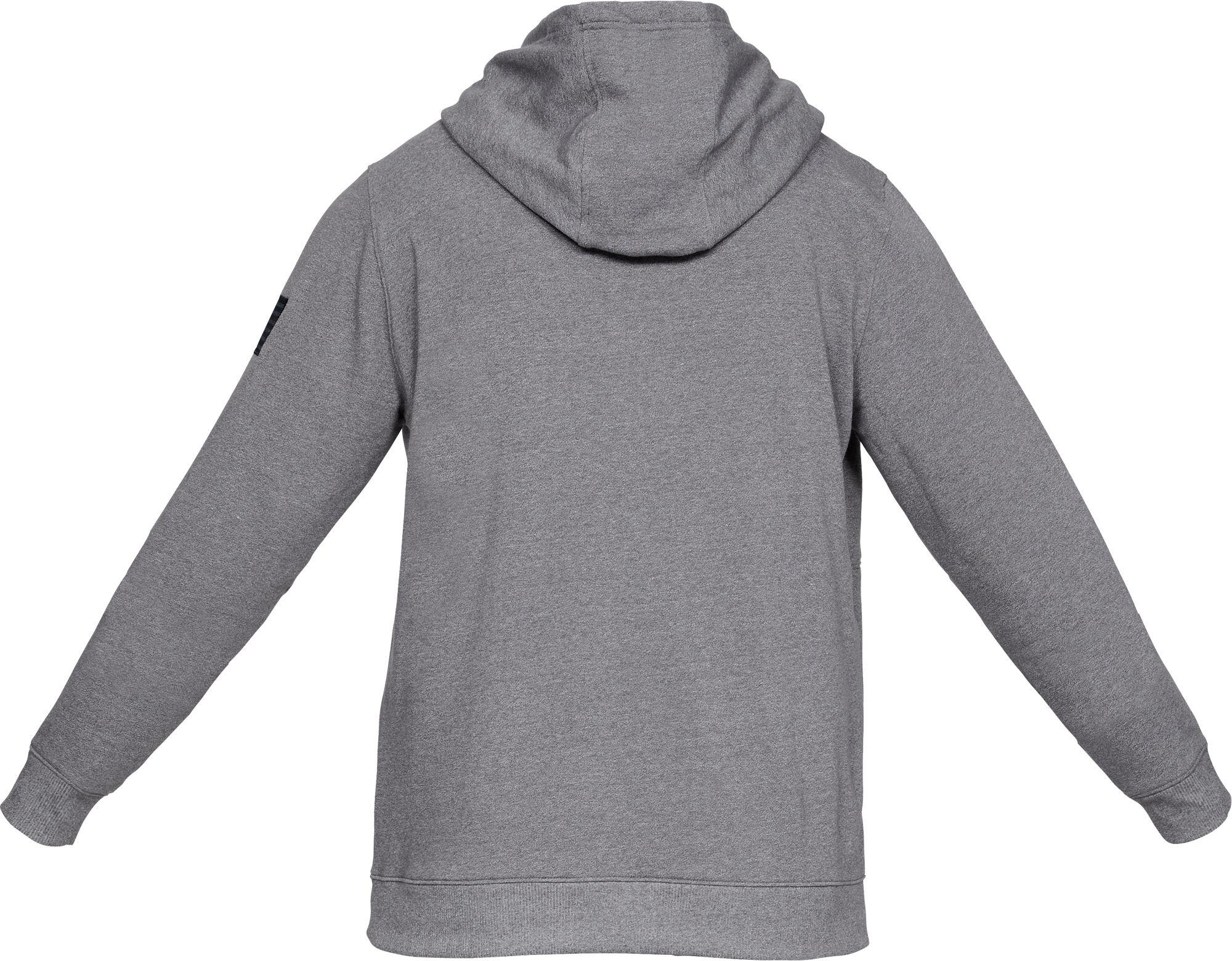 5e92035ea6b4 Under Armour Project Rock Usdna Hoodie in Gray for Men - Lyst